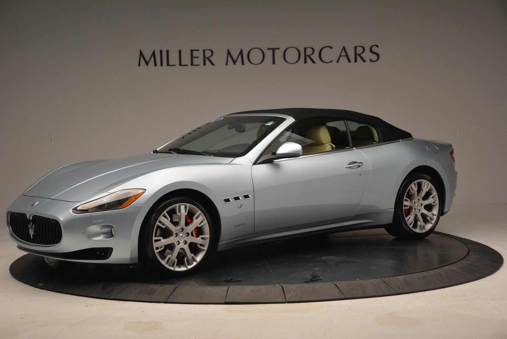 Used 2011 Maserati GranTurismo  For Sale In Greenwich, CT 45_p14