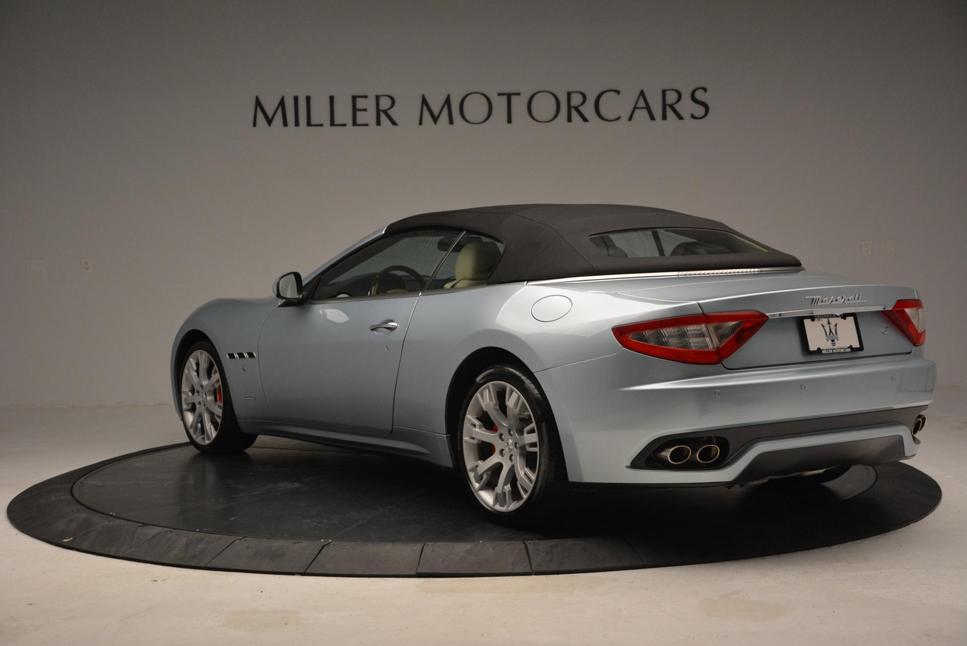 Used 2011 Maserati GranTurismo  For Sale In Greenwich, CT 45_p17