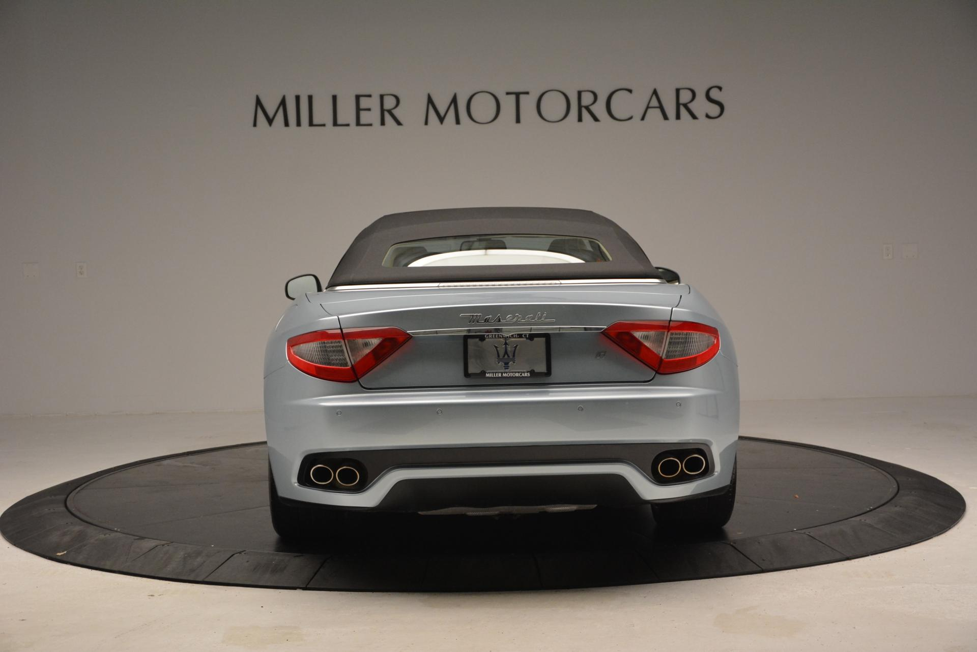 Used 2011 Maserati GranTurismo  For Sale In Greenwich, CT 45_p18