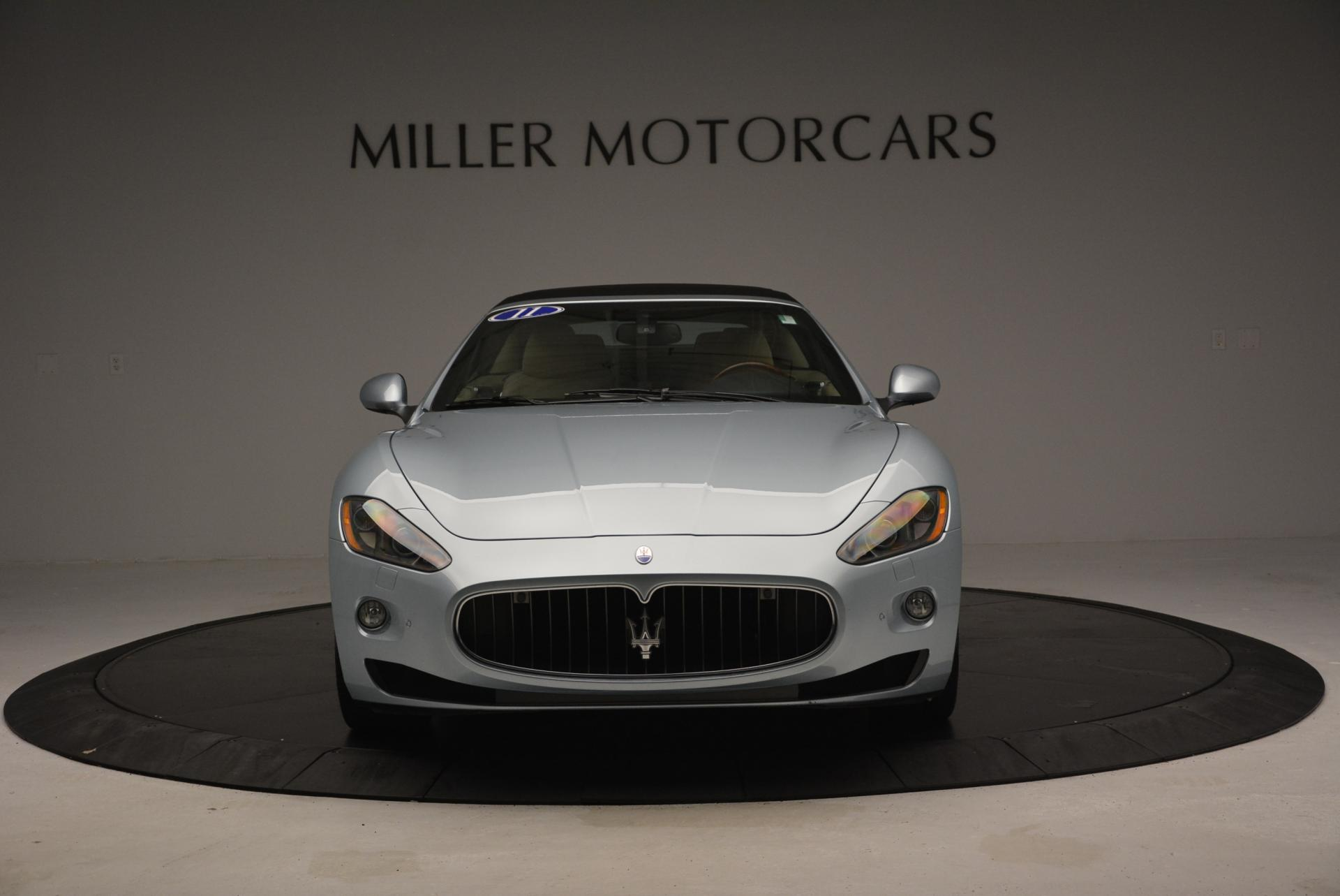 Used 2011 Maserati GranTurismo  For Sale In Greenwich, CT 45_p24