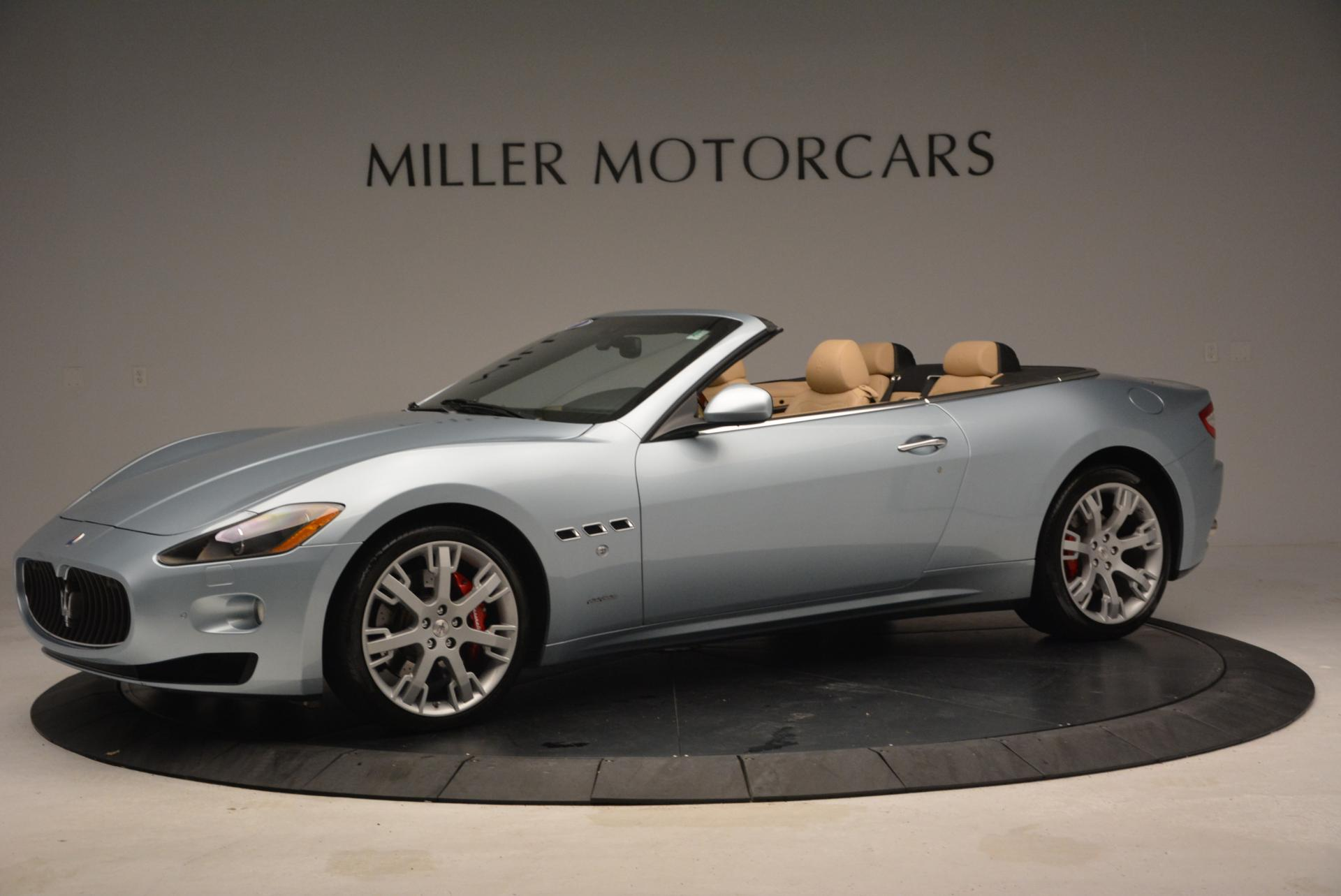 Used 2011 Maserati GranTurismo  For Sale In Greenwich, CT 45_p2