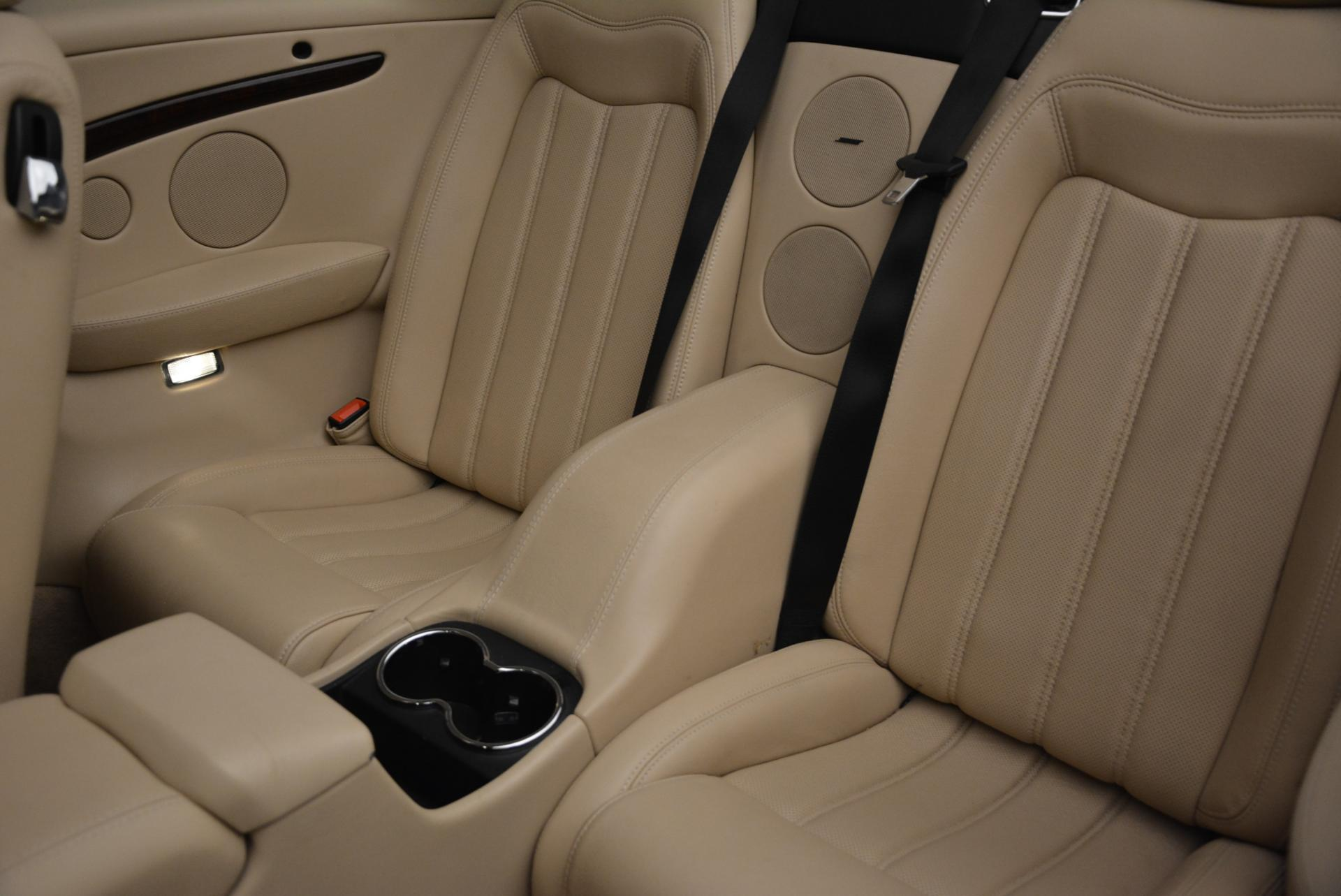 Used 2011 Maserati GranTurismo  For Sale In Greenwich, CT 45_p30