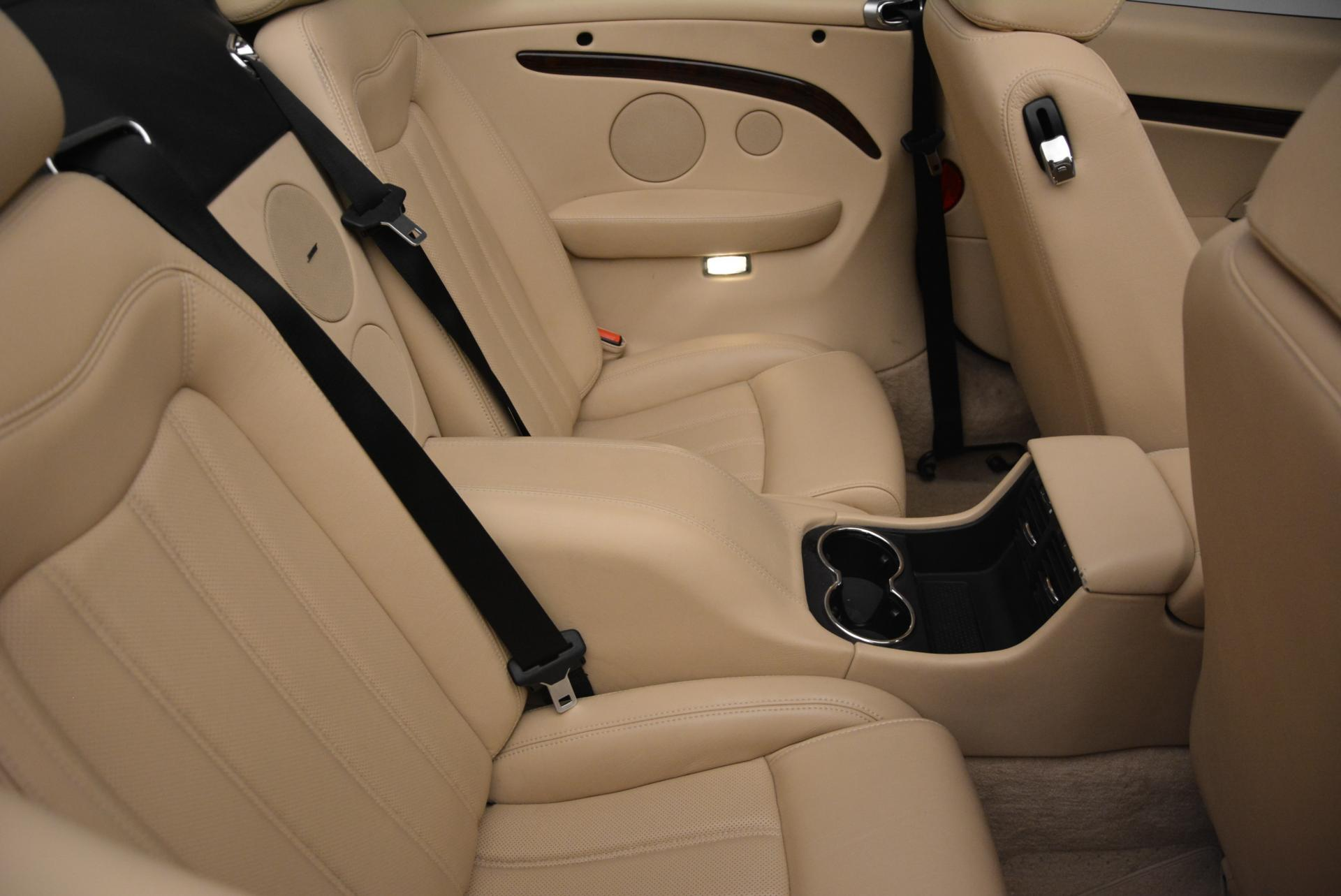 Used 2011 Maserati GranTurismo  For Sale In Greenwich, CT 45_p35