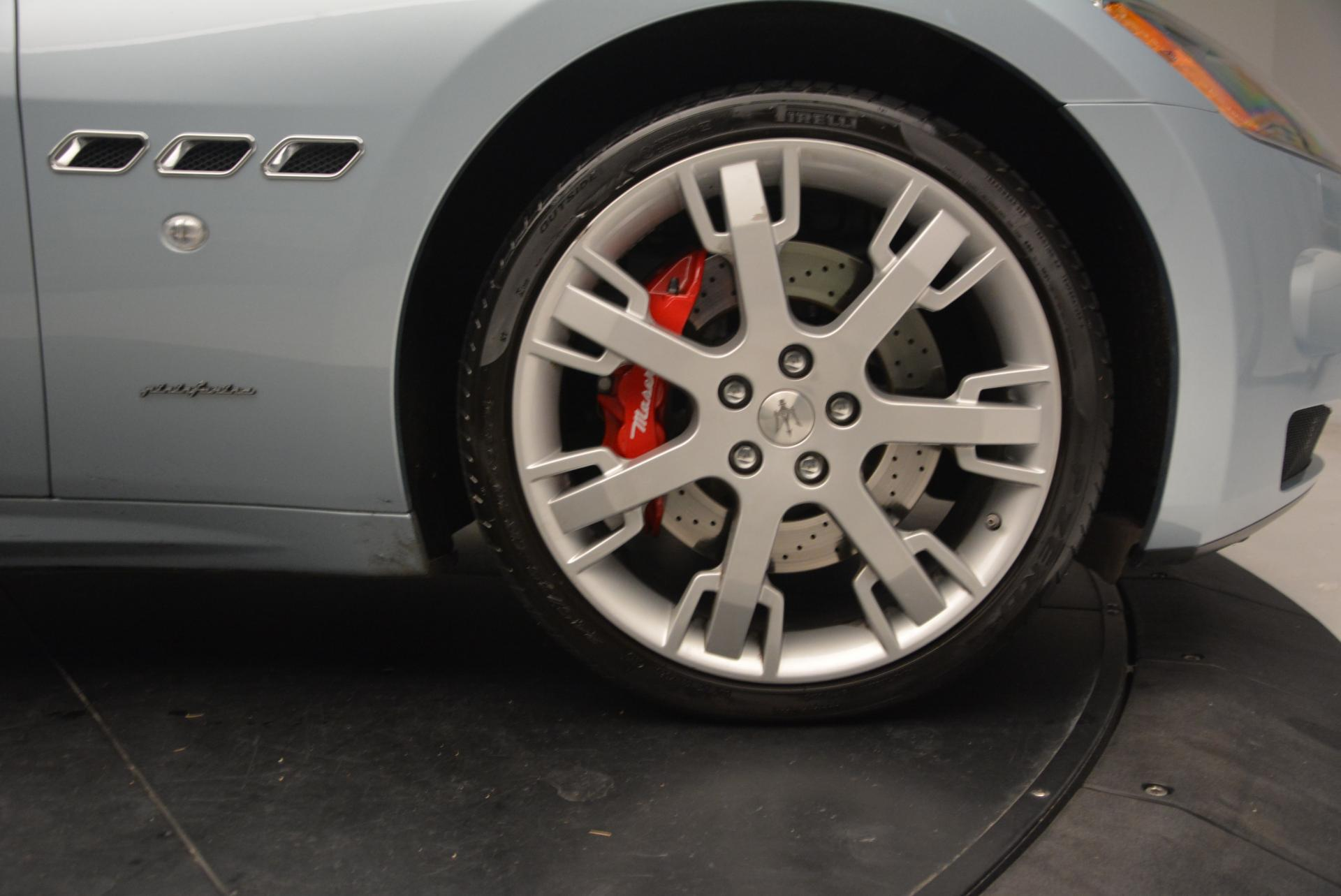 Used 2011 Maserati GranTurismo  For Sale In Greenwich, CT 45_p37