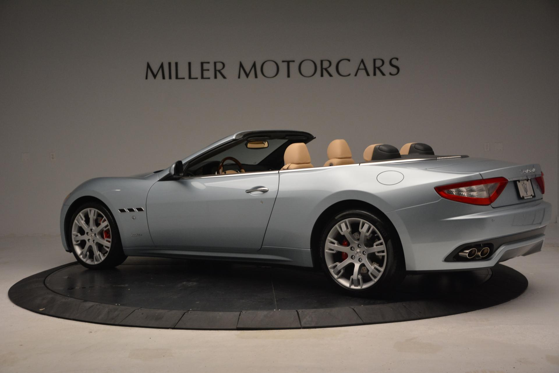 Used 2011 Maserati GranTurismo  For Sale In Greenwich, CT 45_p4