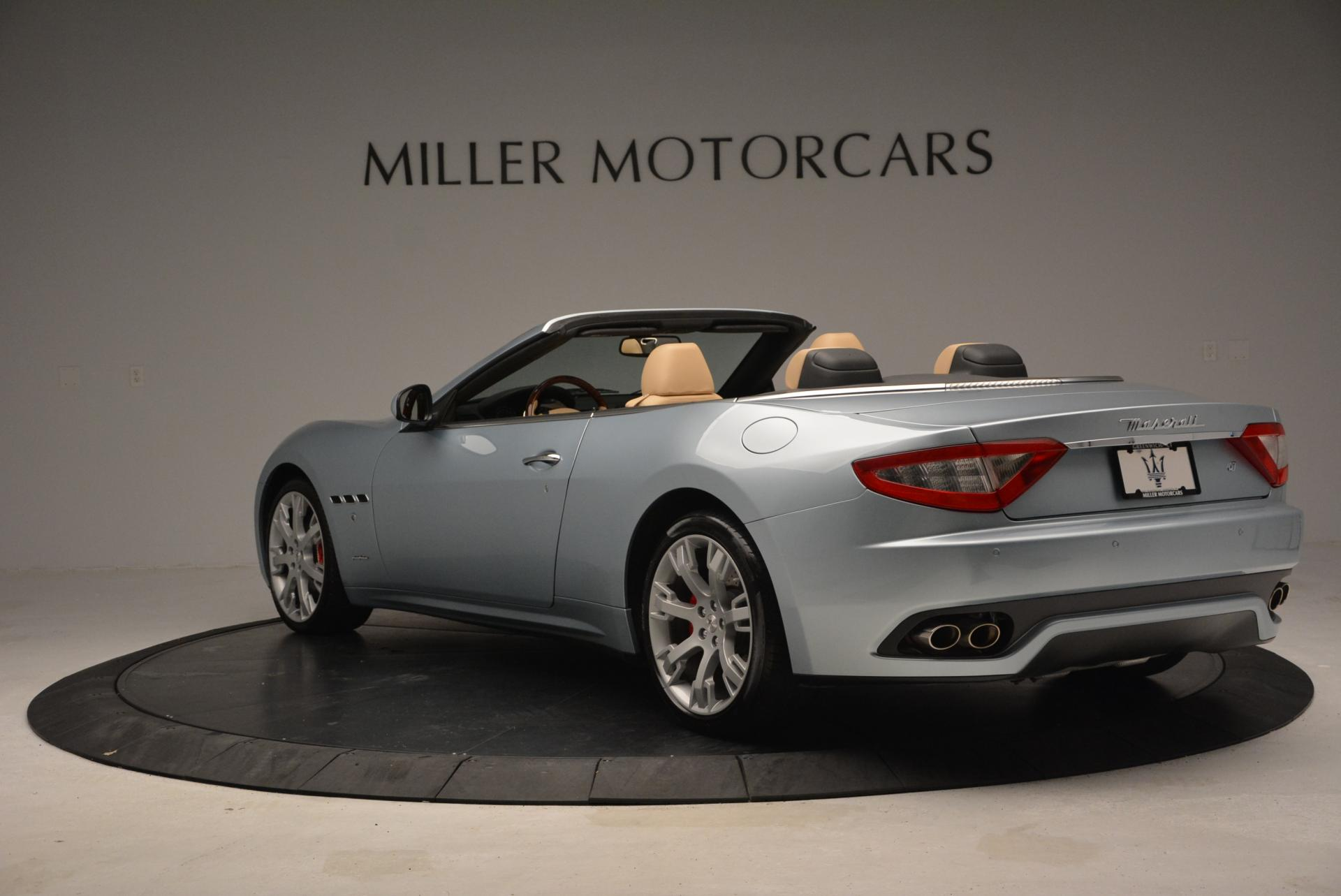 Used 2011 Maserati GranTurismo  For Sale In Greenwich, CT 45_p5