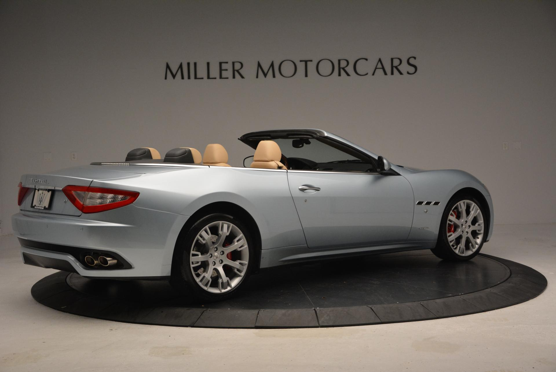 Used 2011 Maserati GranTurismo  For Sale In Greenwich, CT 45_p8