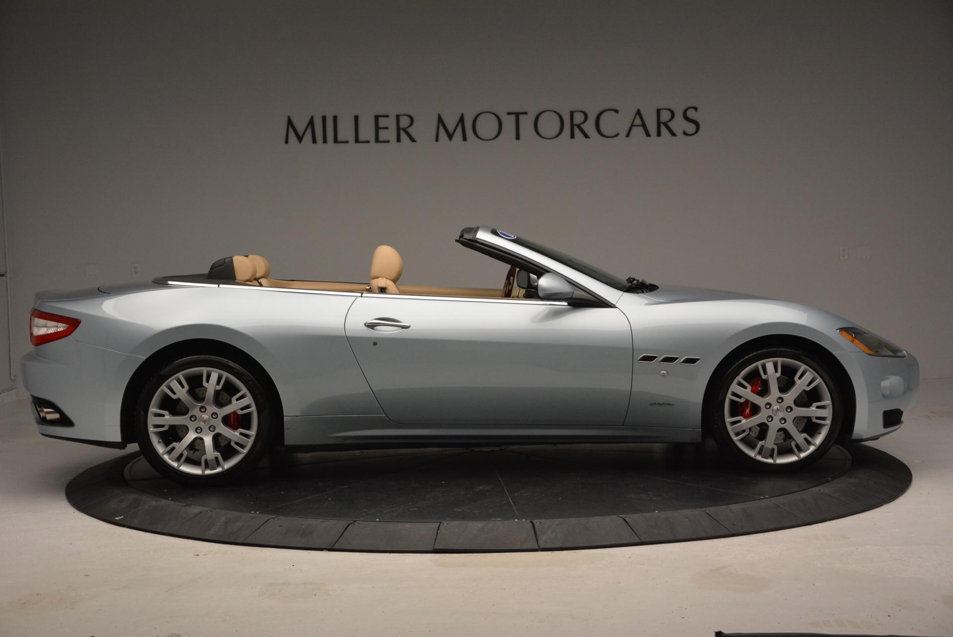 Used 2011 Maserati GranTurismo  For Sale In Greenwich, CT 45_p9