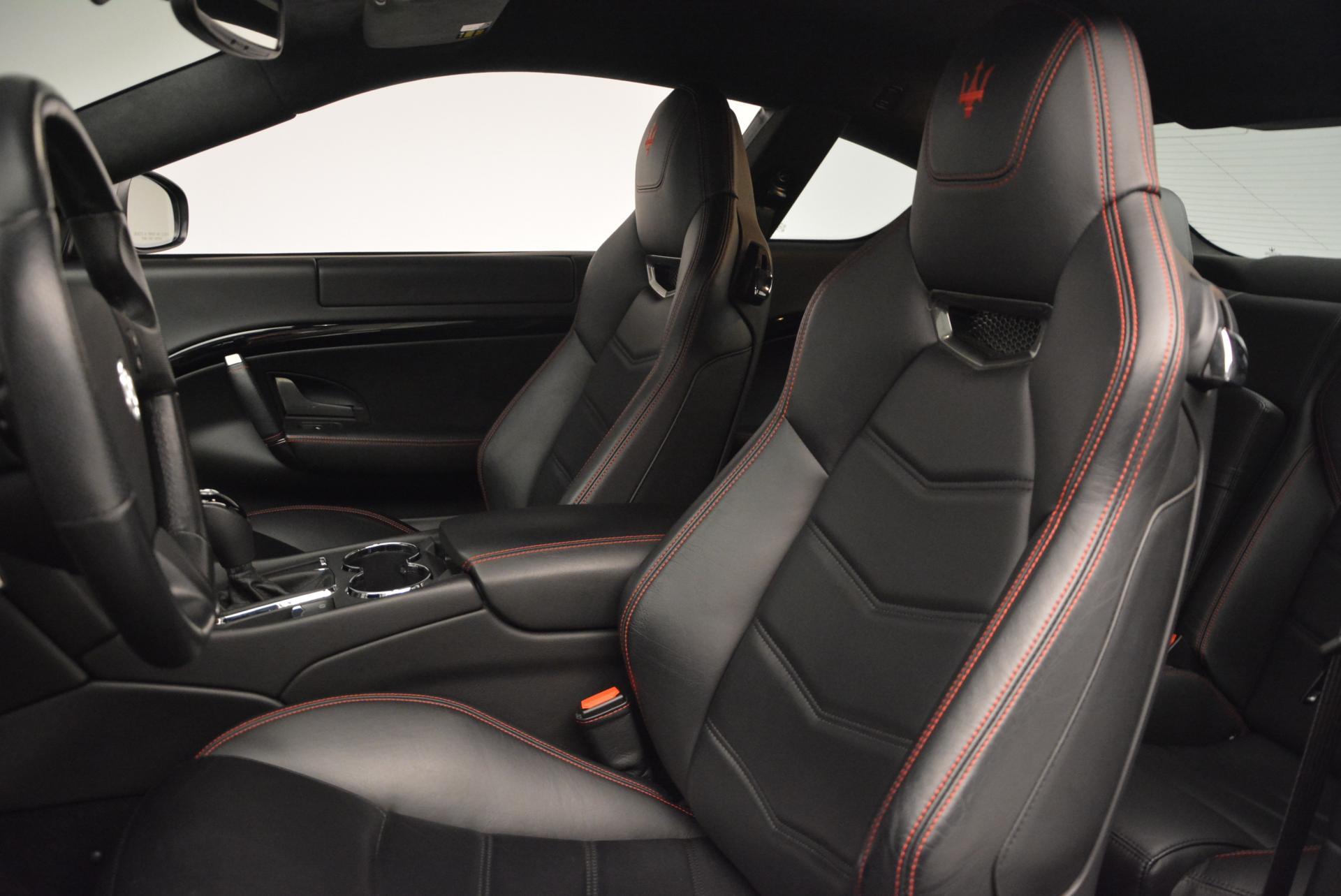 Used 2013 Maserati GranTurismo Sport For Sale In Greenwich, CT 46_p15