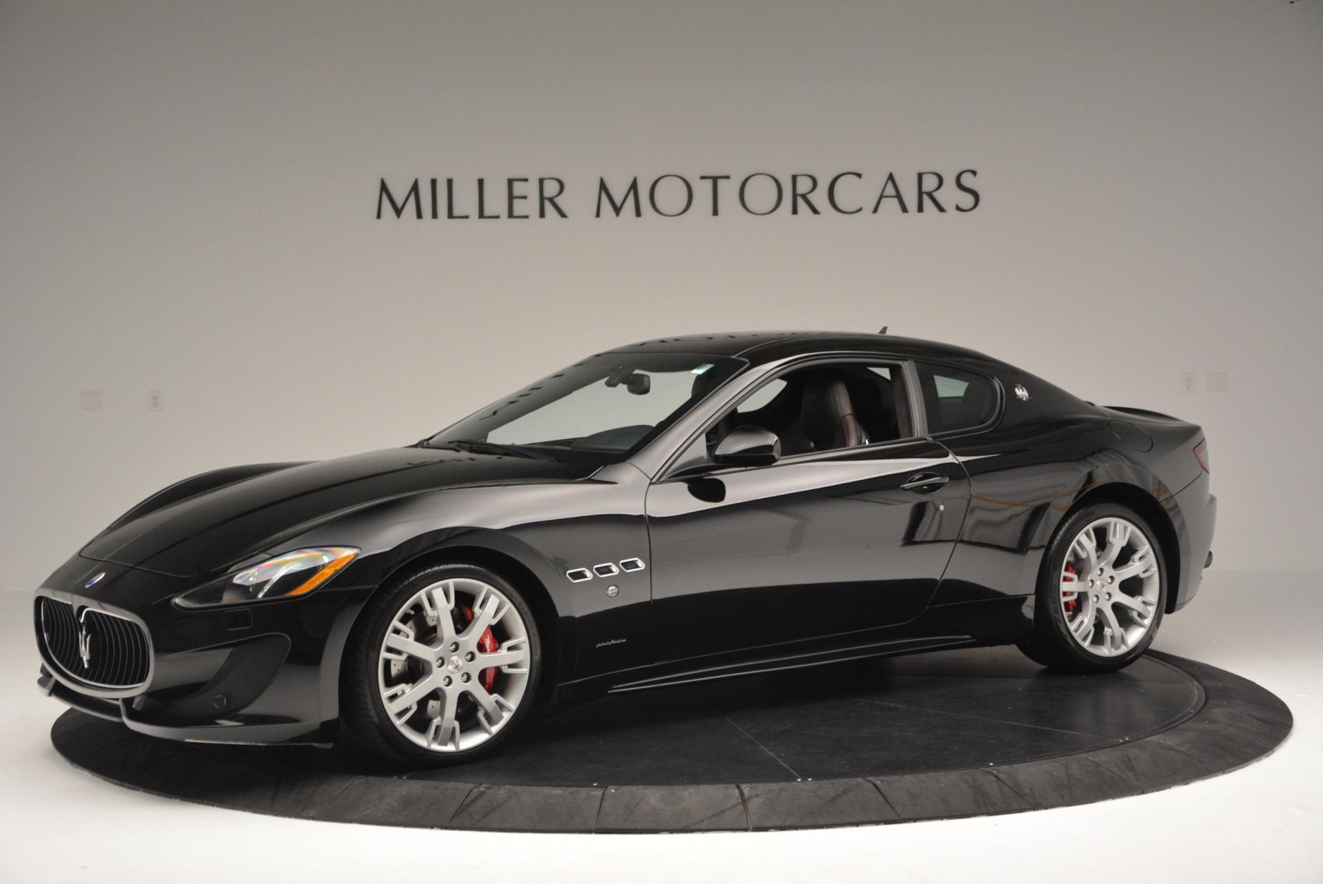 Used 2013 Maserati GranTurismo Sport For Sale In Greenwich, CT 46_p2