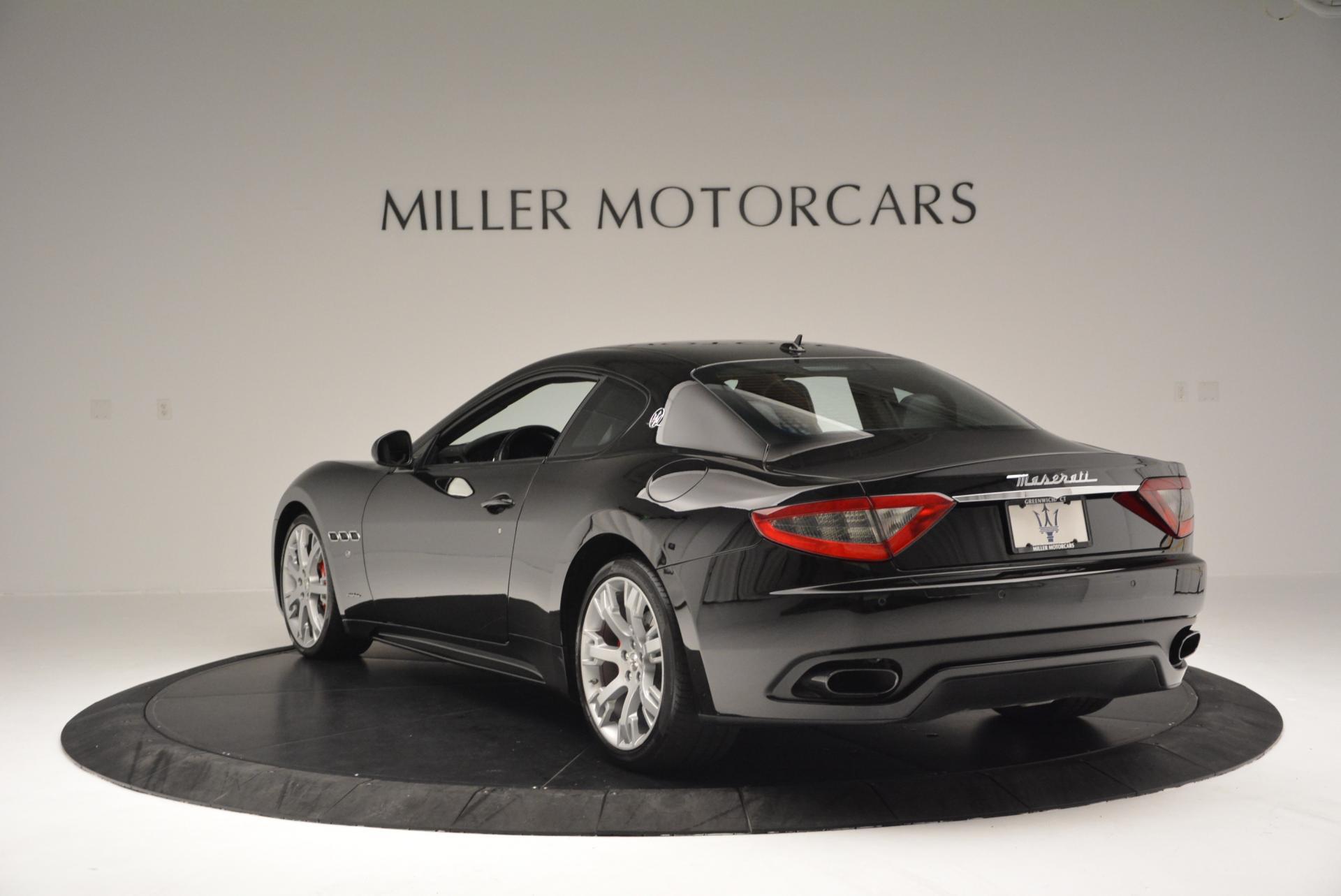 Used 2013 Maserati GranTurismo Sport For Sale In Greenwich, CT 46_p5
