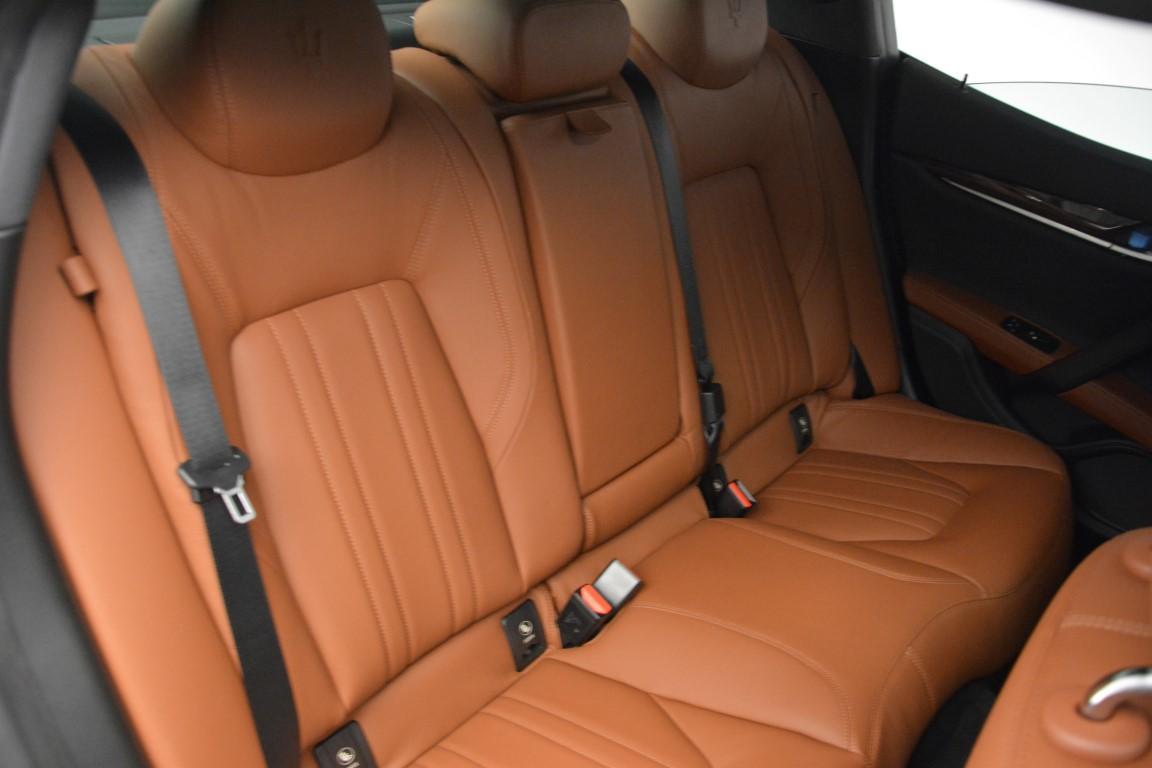 New 2016 Maserati Ghibli S Q4 For Sale In Greenwich, CT 48_p24