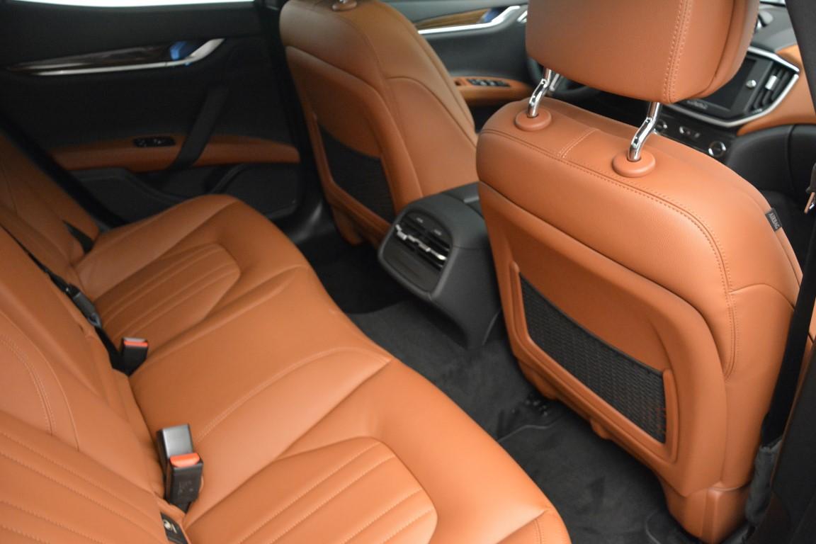 New 2016 Maserati Ghibli S Q4 For Sale In Greenwich, CT 48_p25