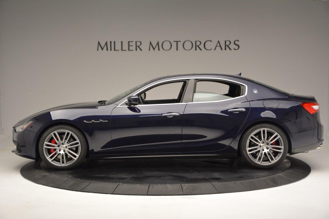 New 2016 Maserati Ghibli S Q4 For Sale In Greenwich, CT 48_p3