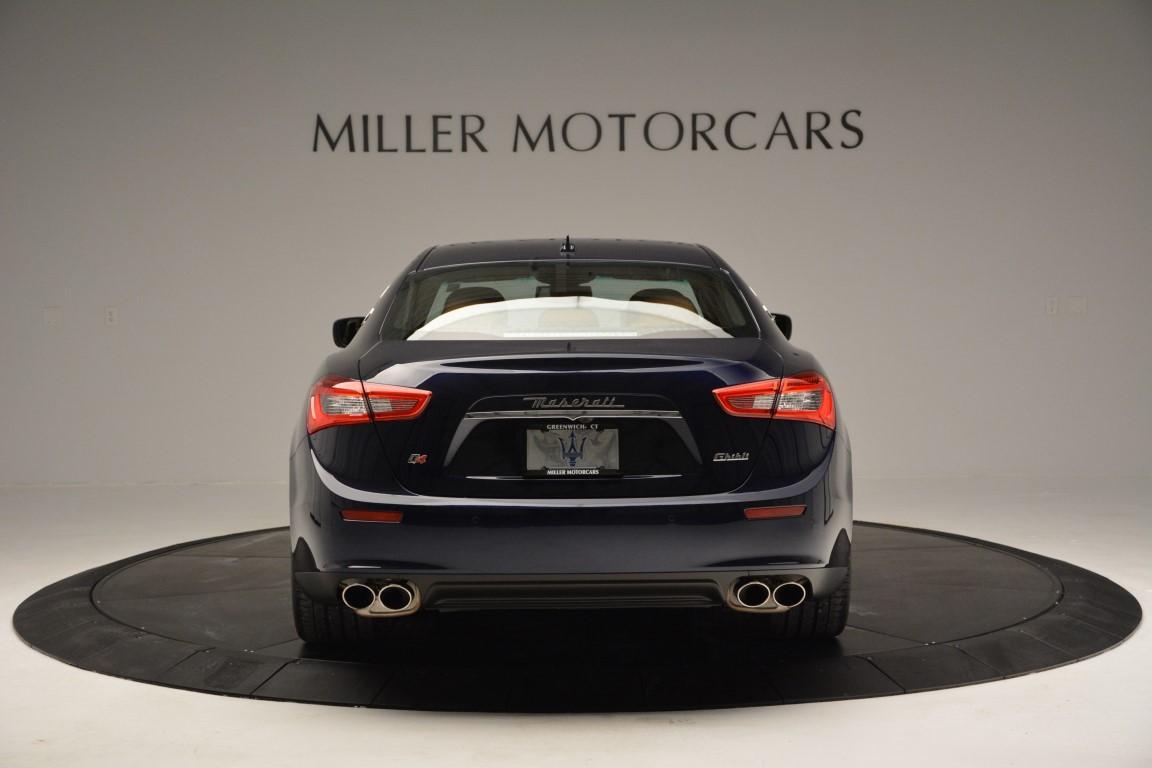 New 2016 Maserati Ghibli S Q4 For Sale In Greenwich, CT 48_p6