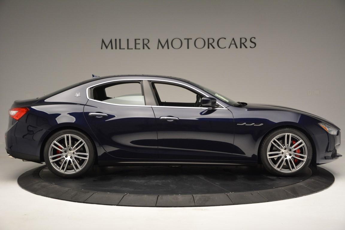 New 2016 Maserati Ghibli S Q4 For Sale In Greenwich, CT 48_p9