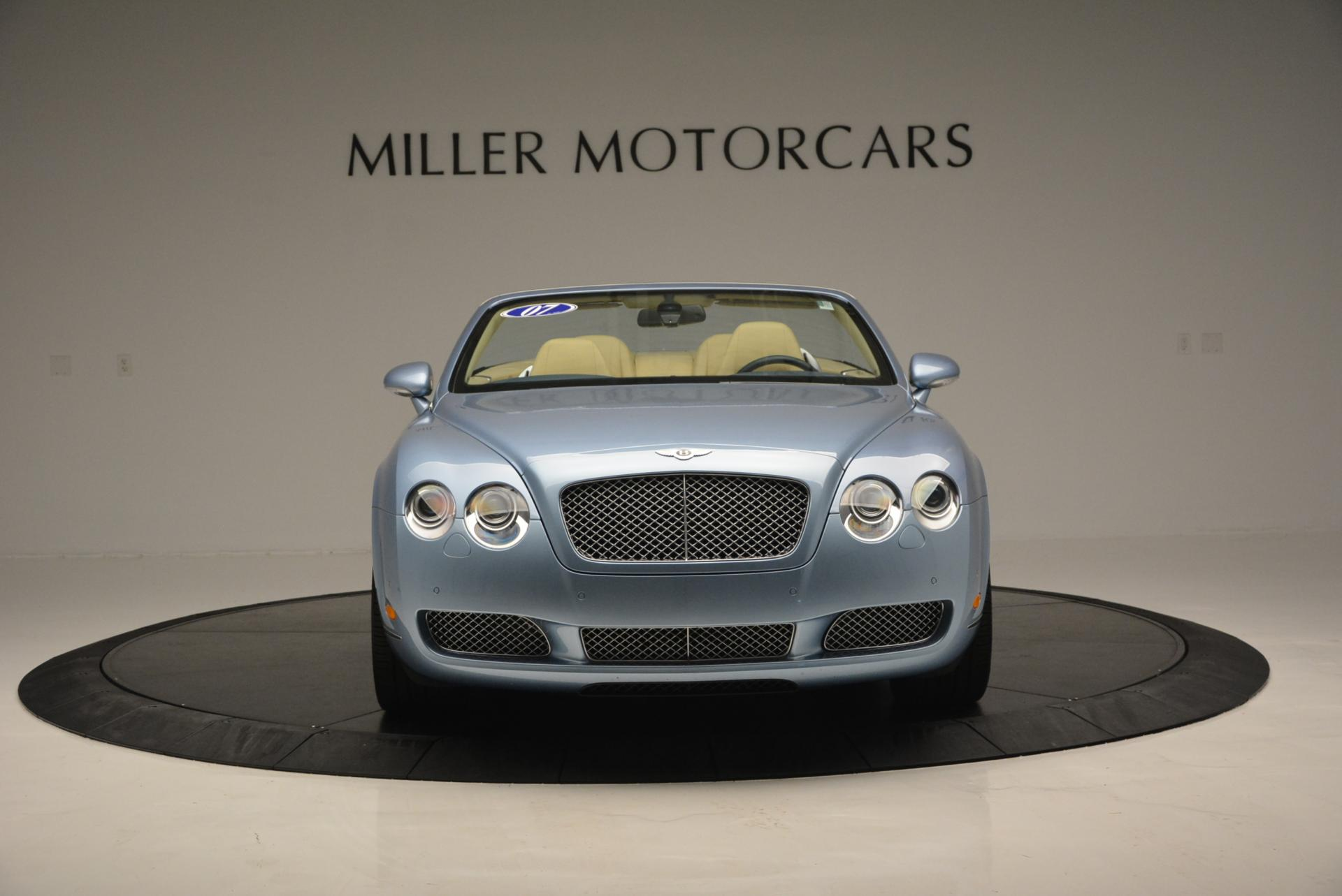 Used 2007 Bentley Continental GTC  For Sale In Greenwich, CT 495_p11