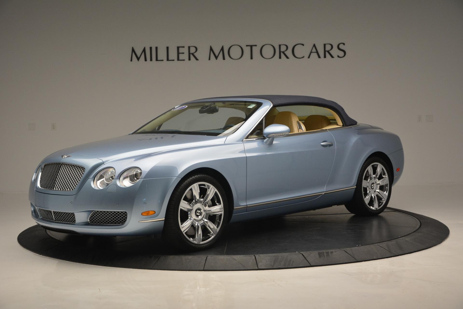 Used 2007 Bentley Continental GTC  For Sale In Greenwich, CT 495_p14