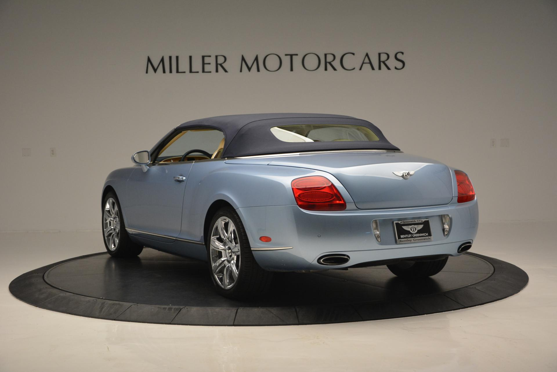 Used 2007 Bentley Continental GTC  For Sale In Greenwich, CT 495_p17