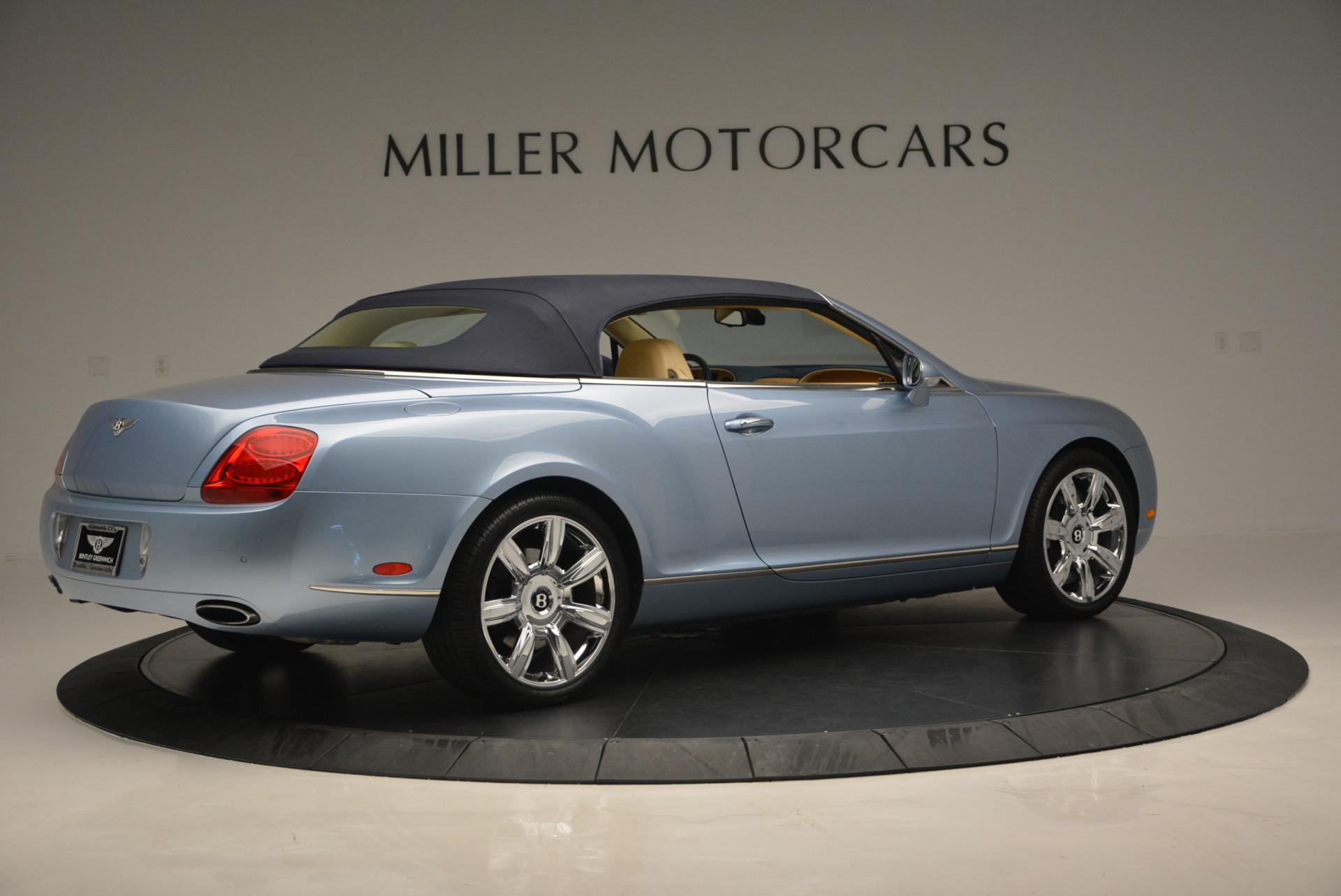 Used 2007 Bentley Continental GTC  For Sale In Greenwich, CT 495_p20