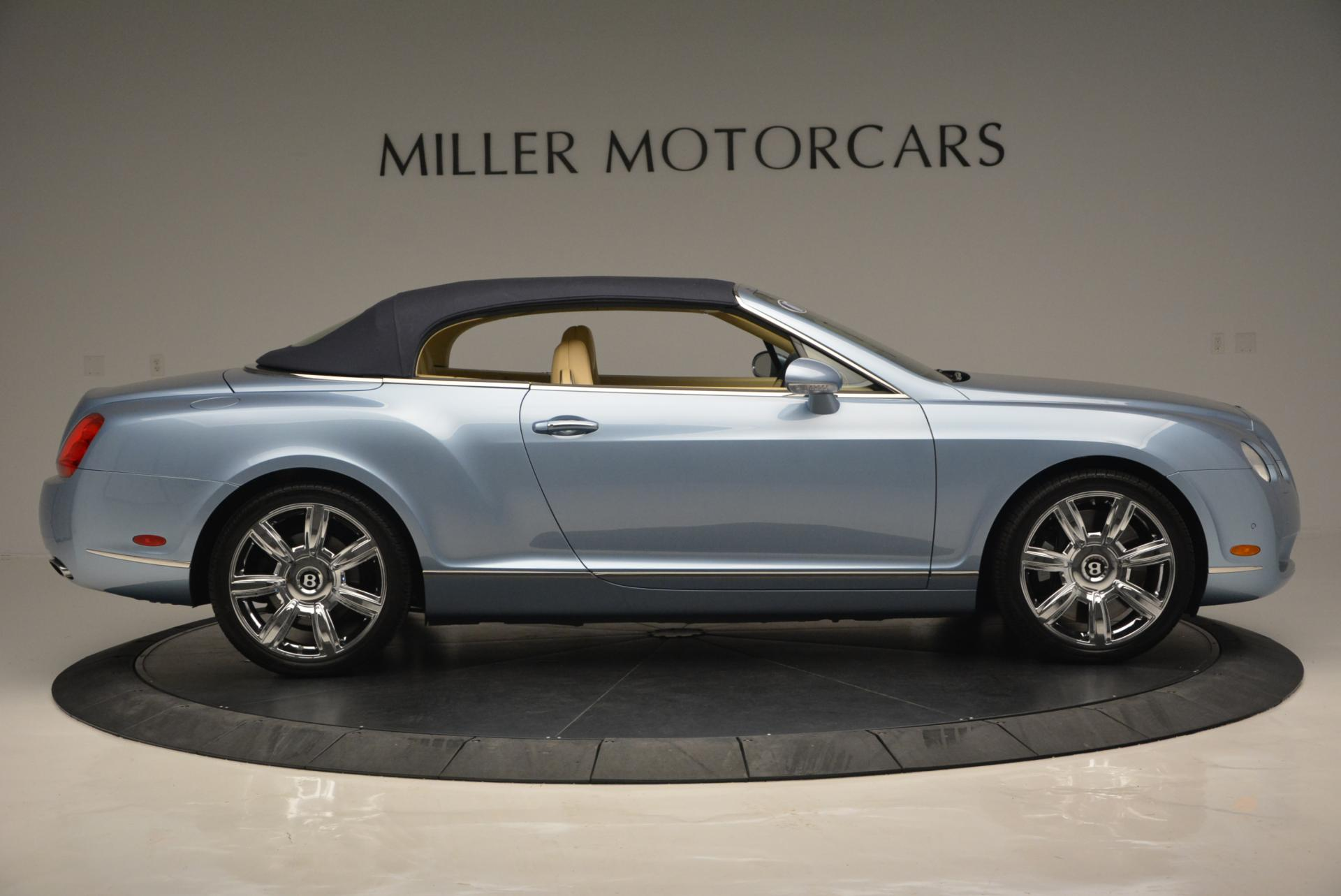 Used 2007 Bentley Continental GTC  For Sale In Greenwich, CT 495_p21
