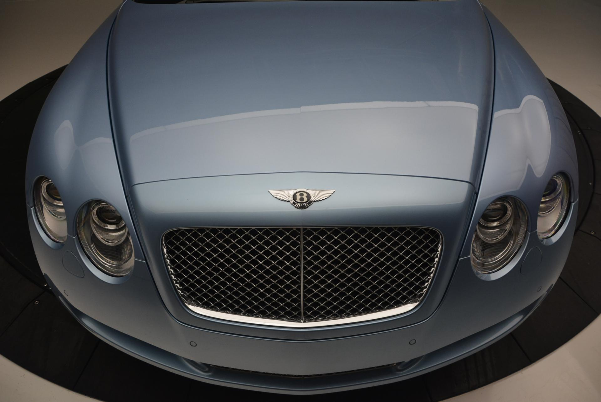 Used 2007 Bentley Continental GTC  For Sale In Greenwich, CT 495_p24