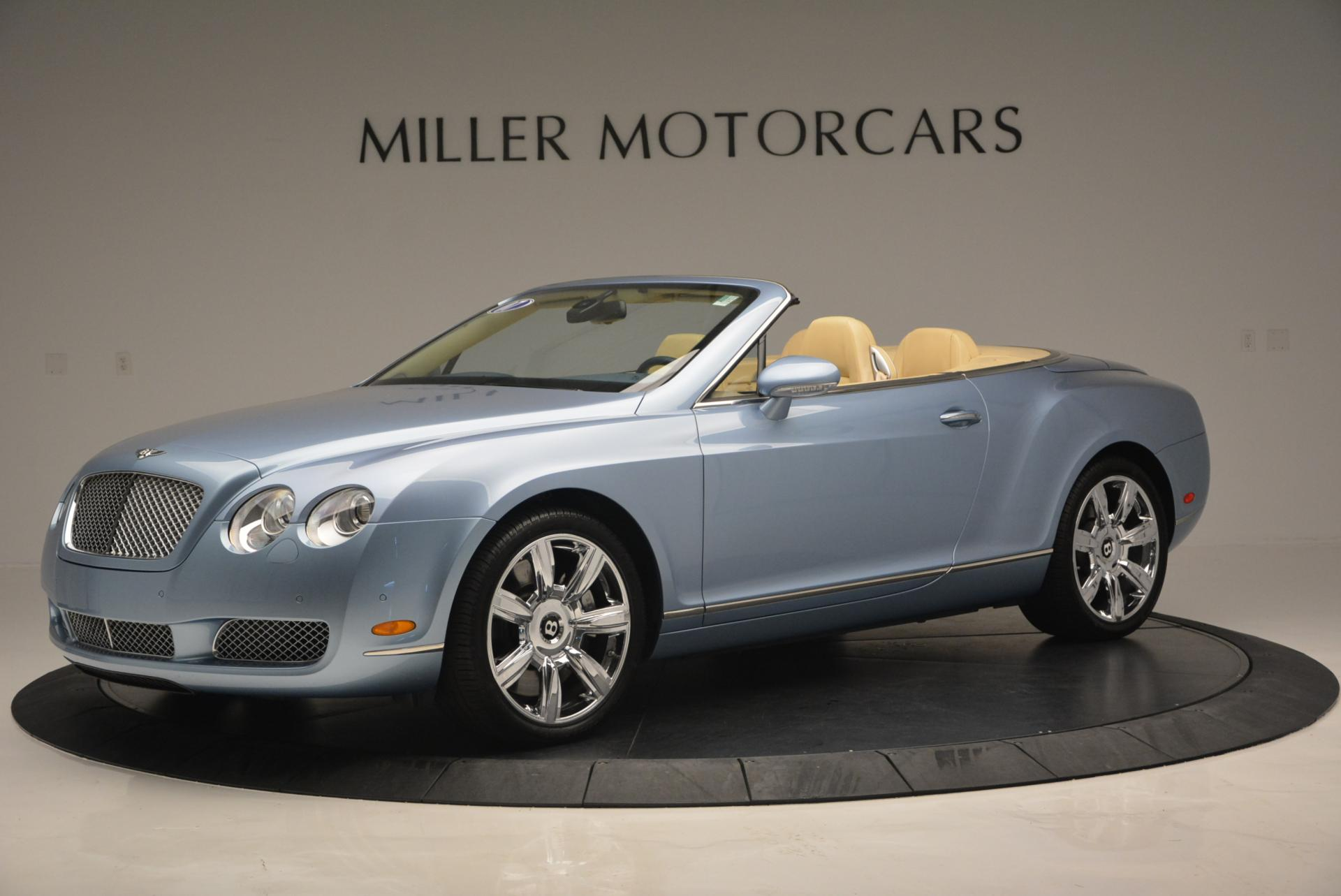 Used 2007 Bentley Continental GTC  For Sale In Greenwich, CT 495_p2