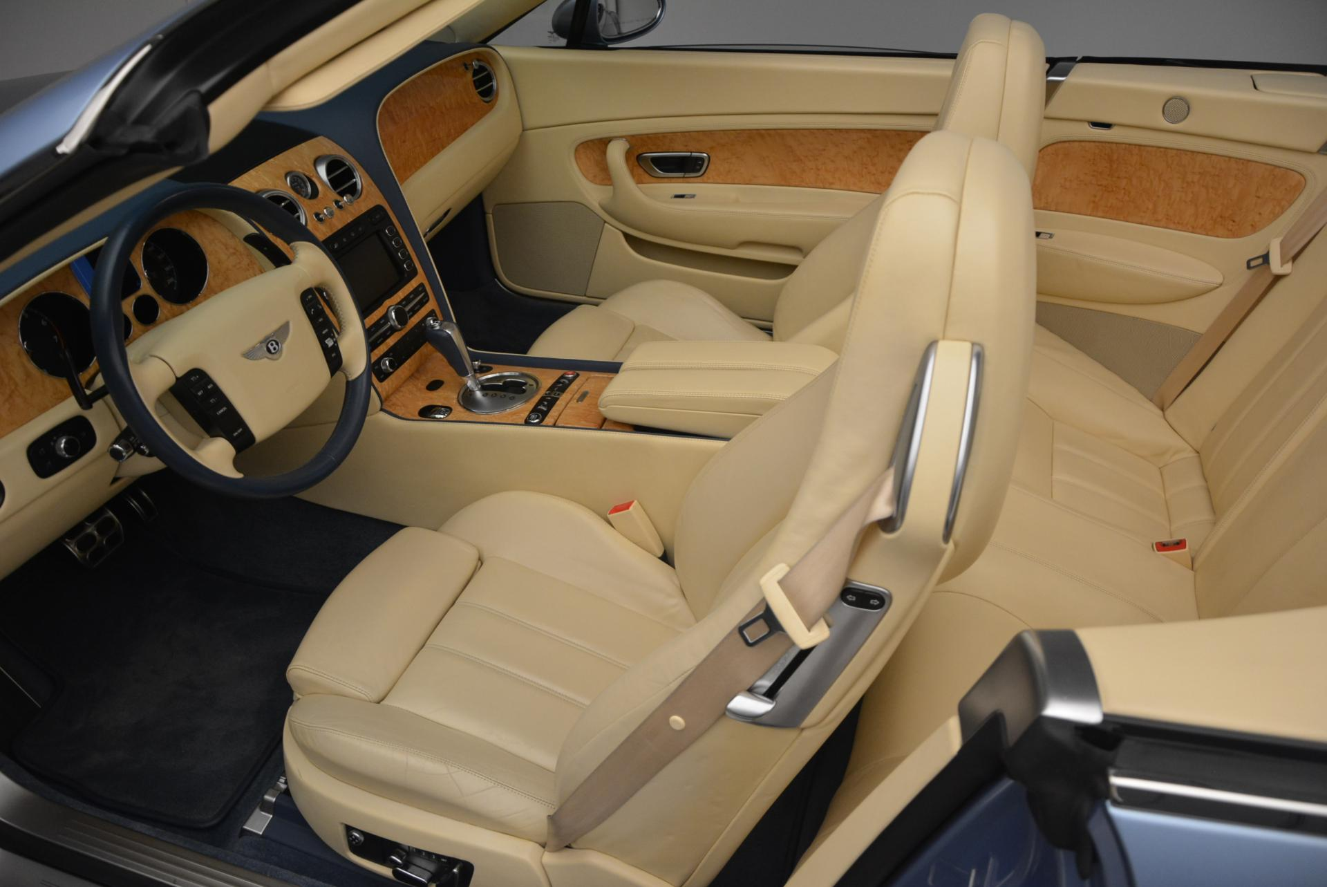 Used 2007 Bentley Continental GTC  For Sale In Greenwich, CT 495_p31