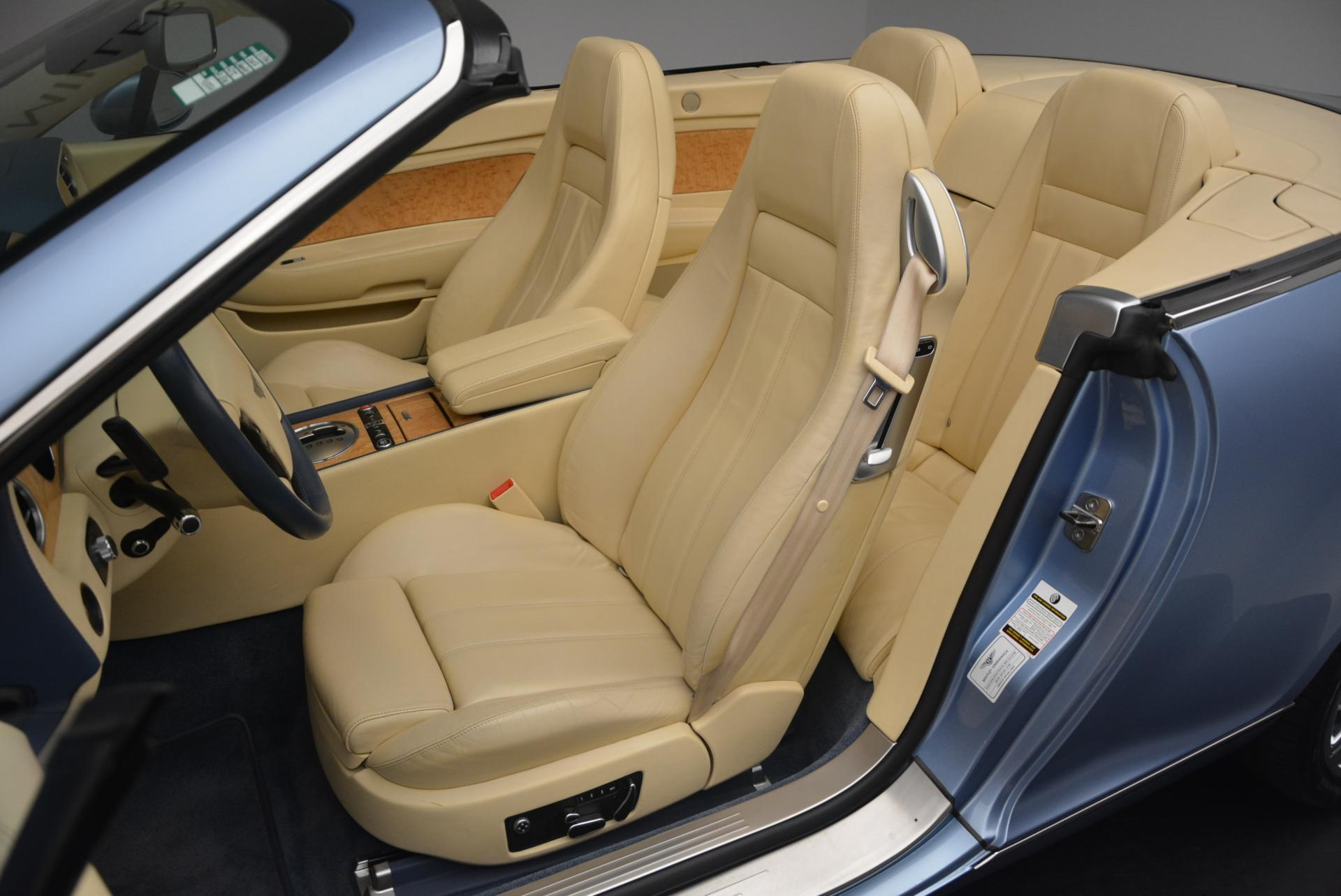 Used 2007 Bentley Continental GTC  For Sale In Greenwich, CT 495_p33
