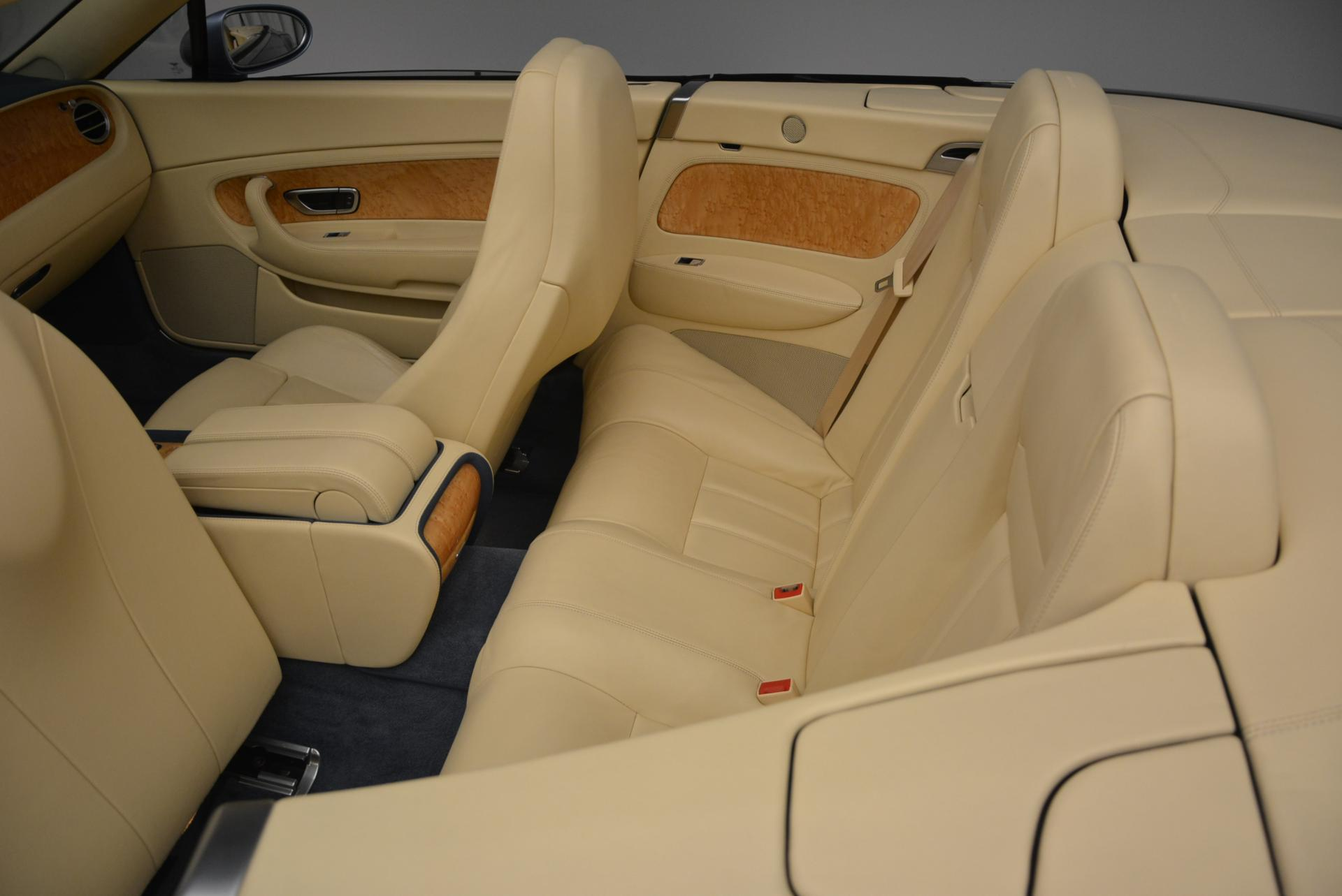 Used 2007 Bentley Continental GTC  For Sale In Greenwich, CT 495_p35
