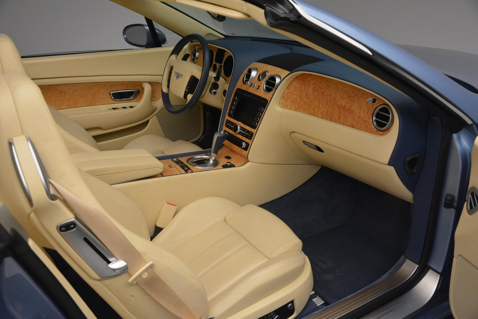 Used 2007 Bentley Continental GTC  For Sale In Greenwich, CT 495_p46