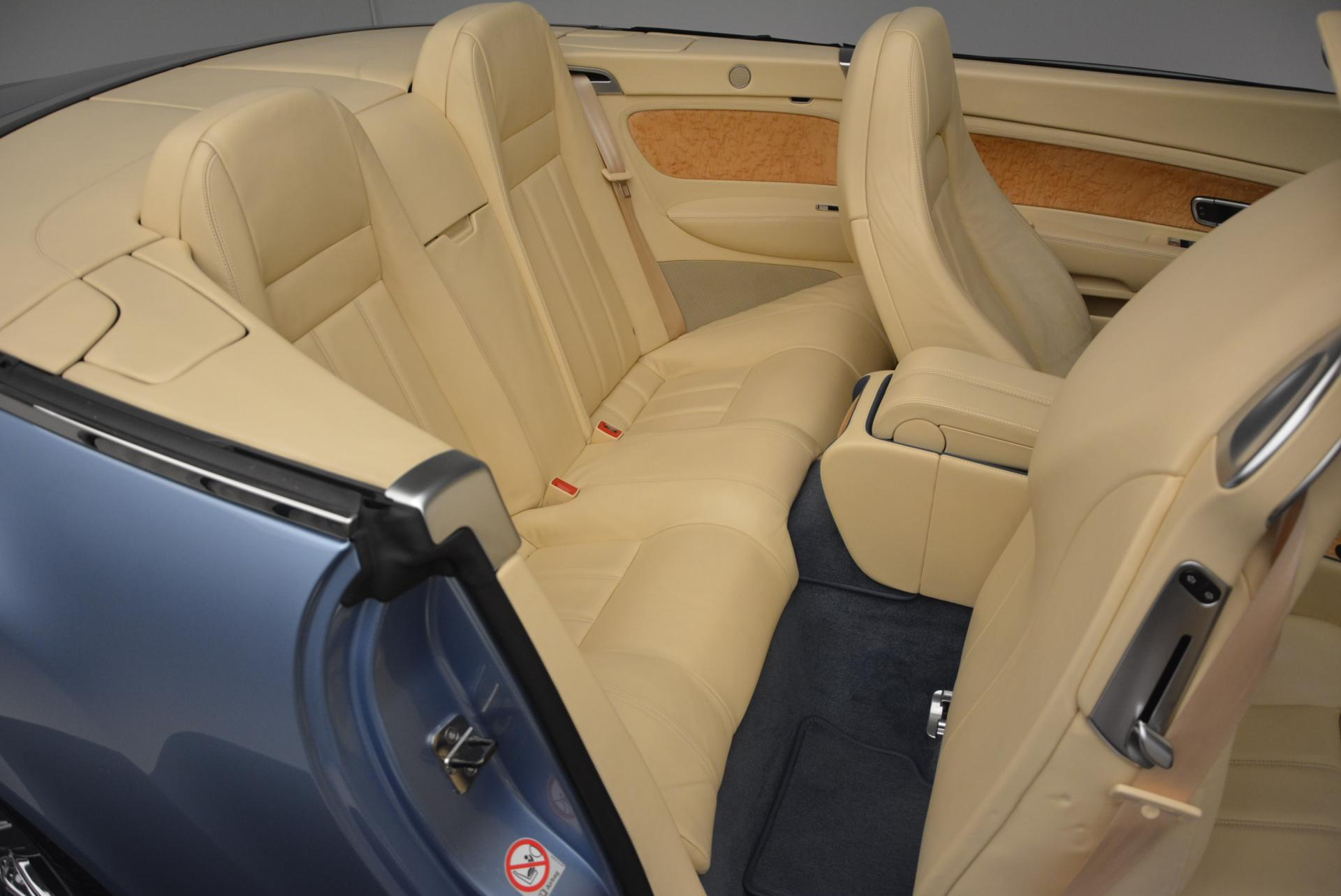 Used 2007 Bentley Continental GTC  For Sale In Greenwich, CT 495_p49