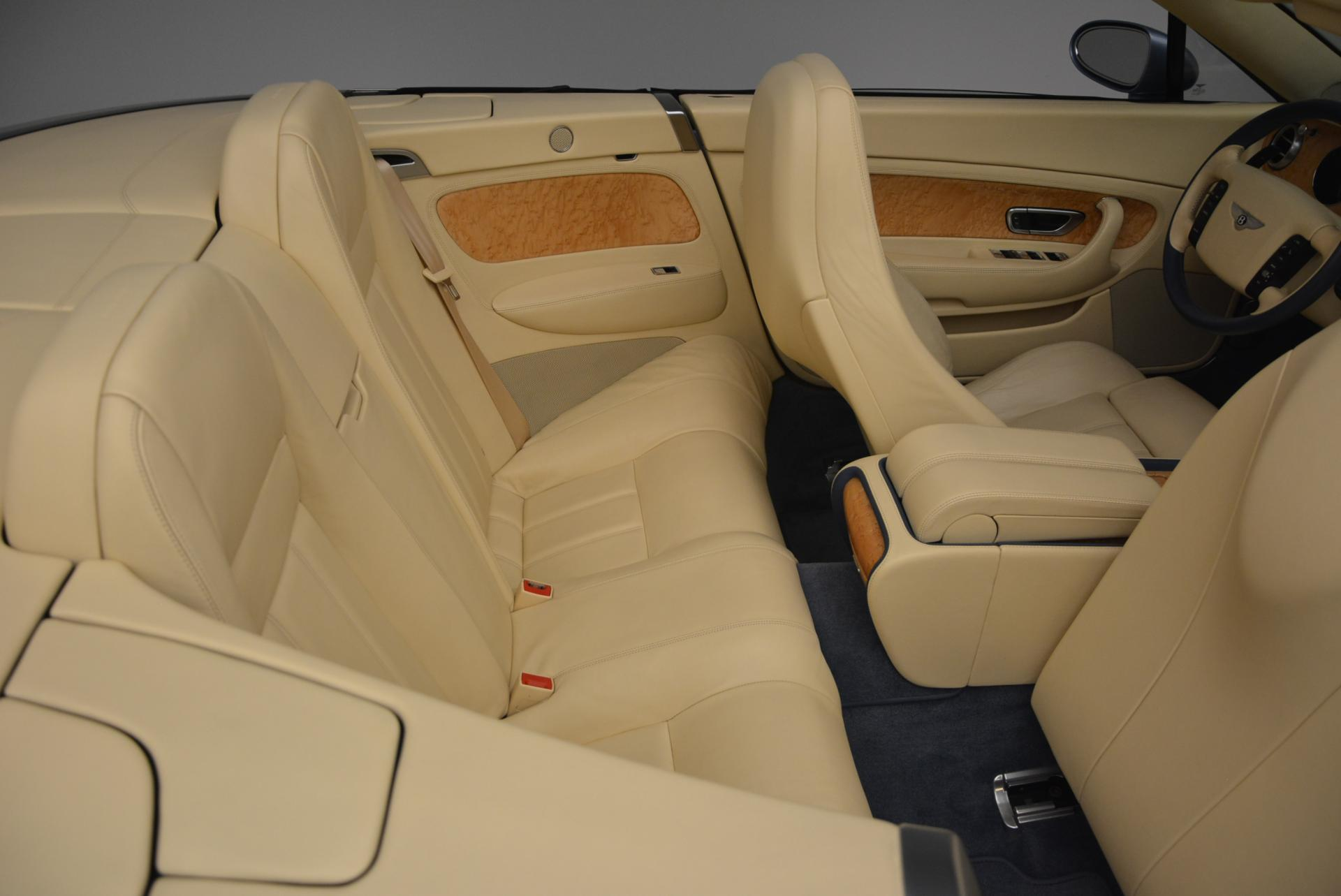 Used 2007 Bentley Continental GTC  For Sale In Greenwich, CT 495_p50