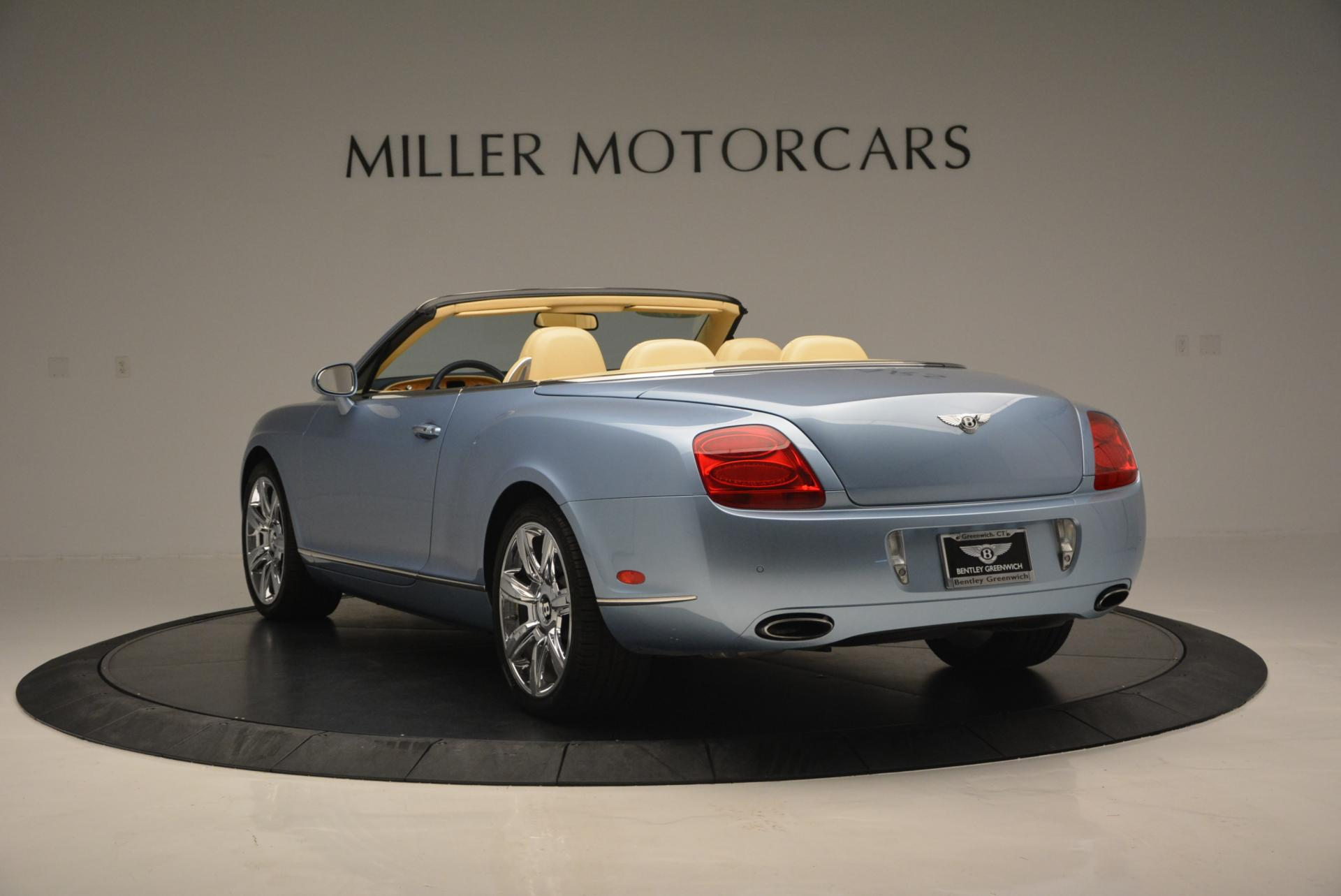 Used 2007 Bentley Continental GTC  For Sale In Greenwich, CT 495_p5