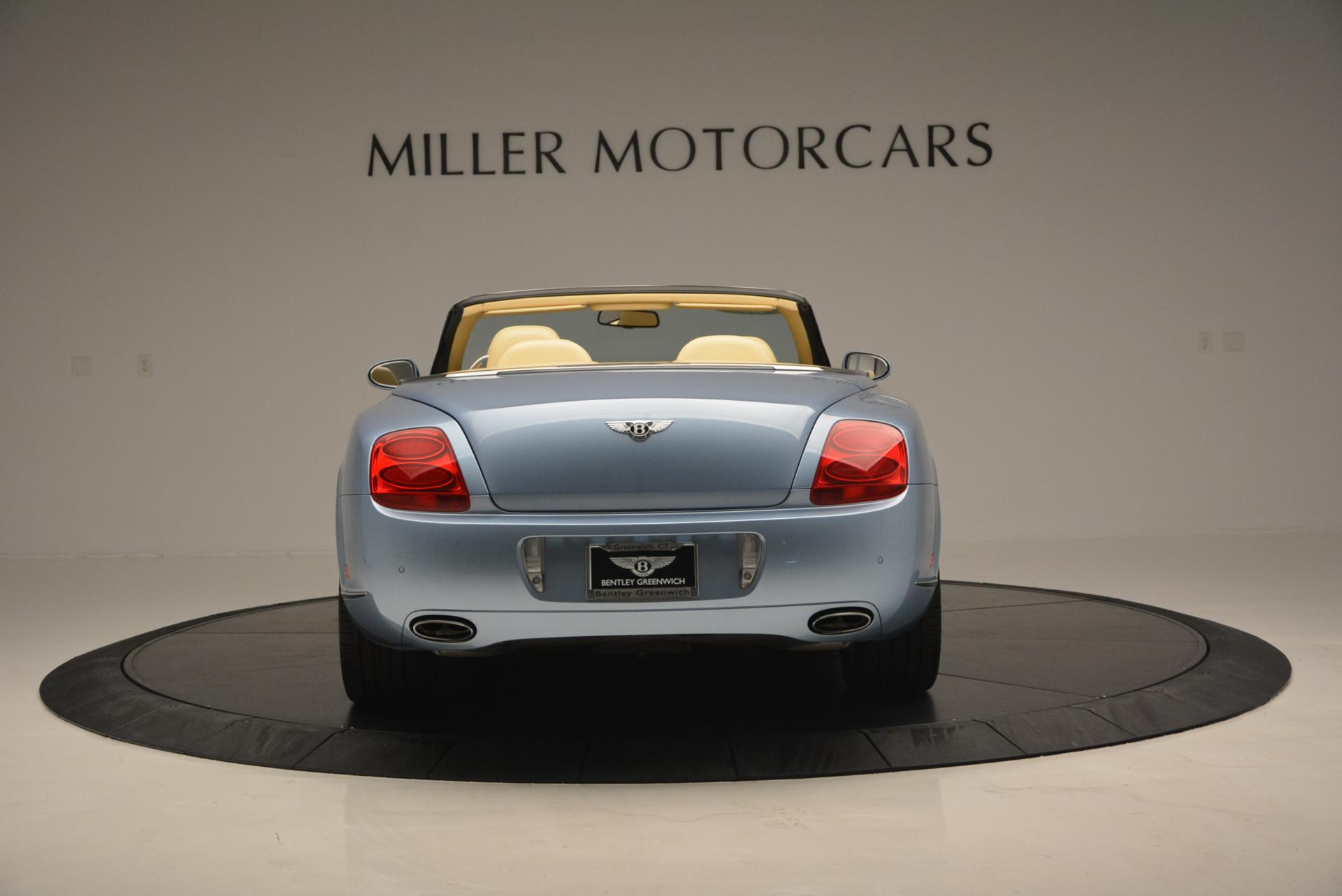 Used 2007 Bentley Continental GTC  For Sale In Greenwich, CT 495_p6