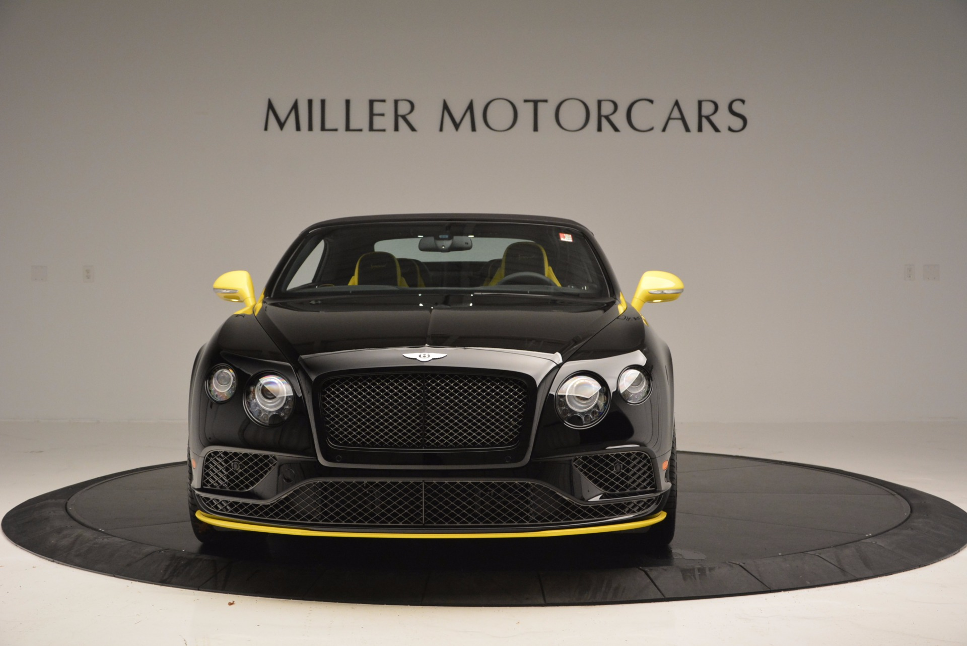 New 2017 Bentley Continental GT Speed Black Edition Convertible  For Sale In Greenwich, CT 496_p10