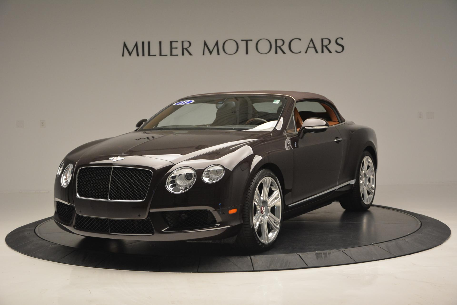 Used 2013 Bentley Continental GTC V8  For Sale In Greenwich, CT 498_p14
