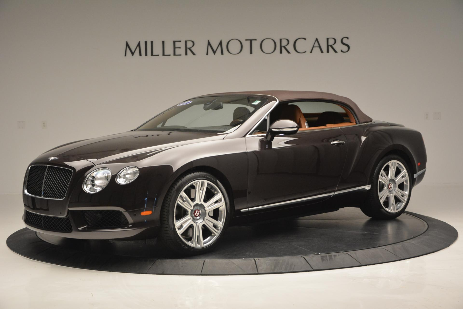 Used 2013 Bentley Continental GTC V8  For Sale In Greenwich, CT 498_p15