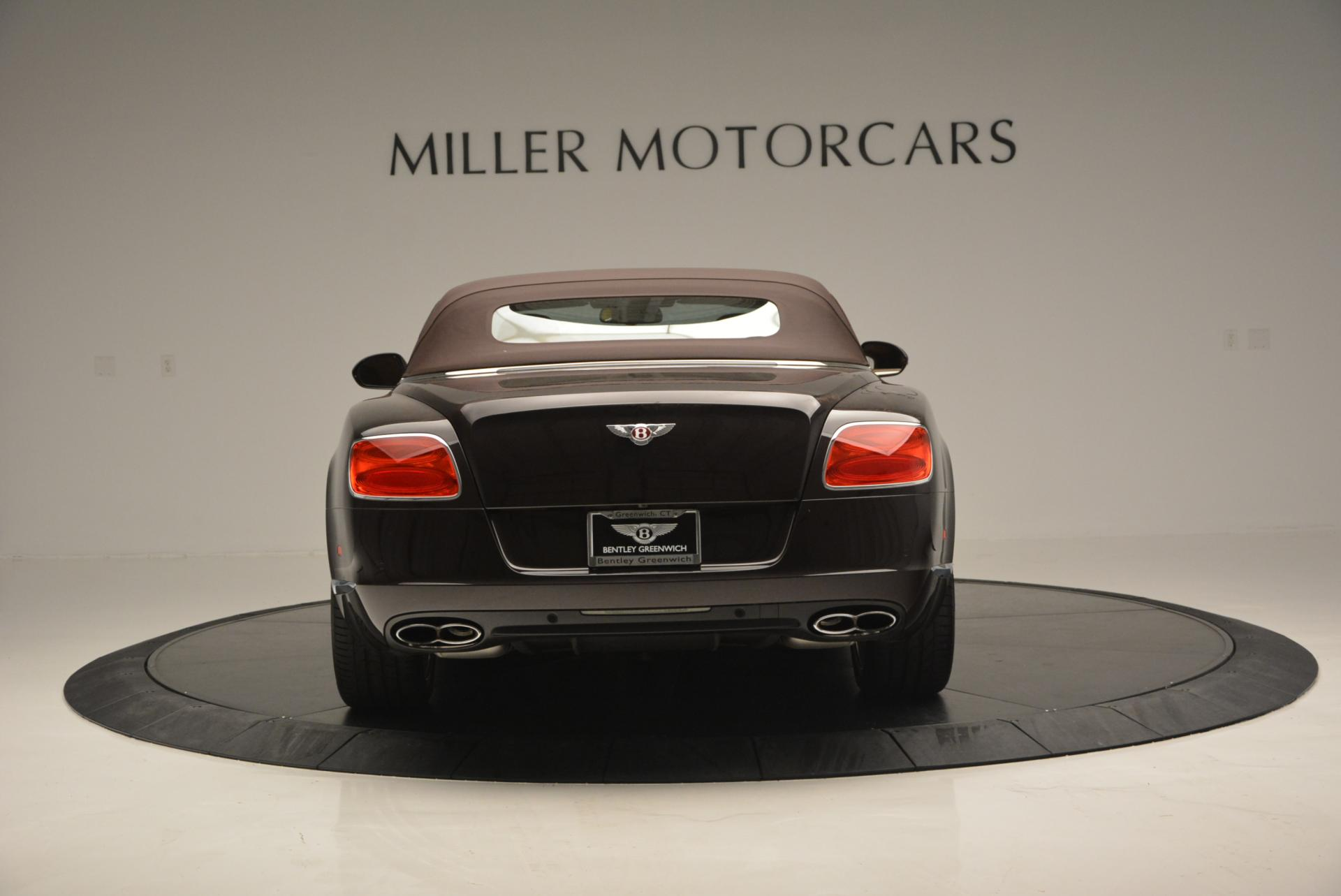 Used 2013 Bentley Continental GTC V8  For Sale In Greenwich, CT 498_p19