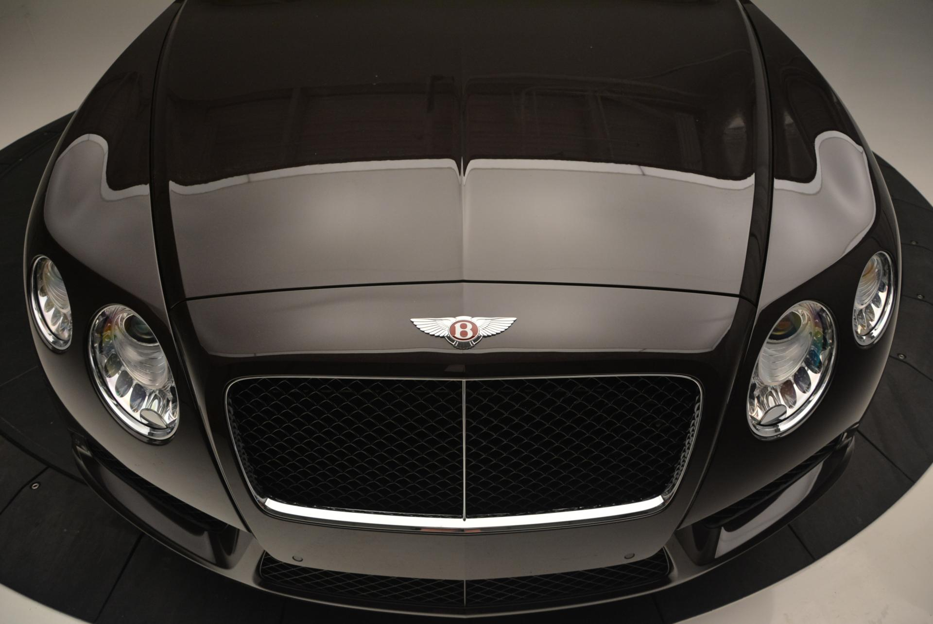 Used 2013 Bentley Continental GTC V8  For Sale In Greenwich, CT 498_p25