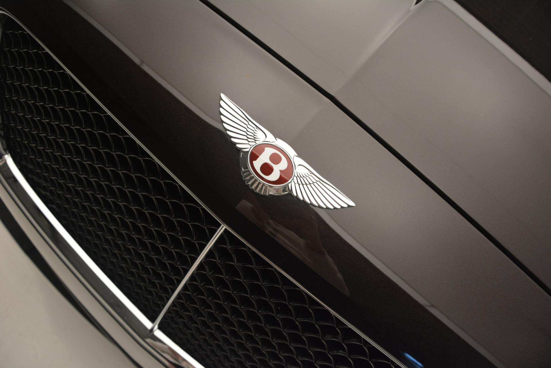 Used 2013 Bentley Continental GTC V8  For Sale In Greenwich, CT 498_p27