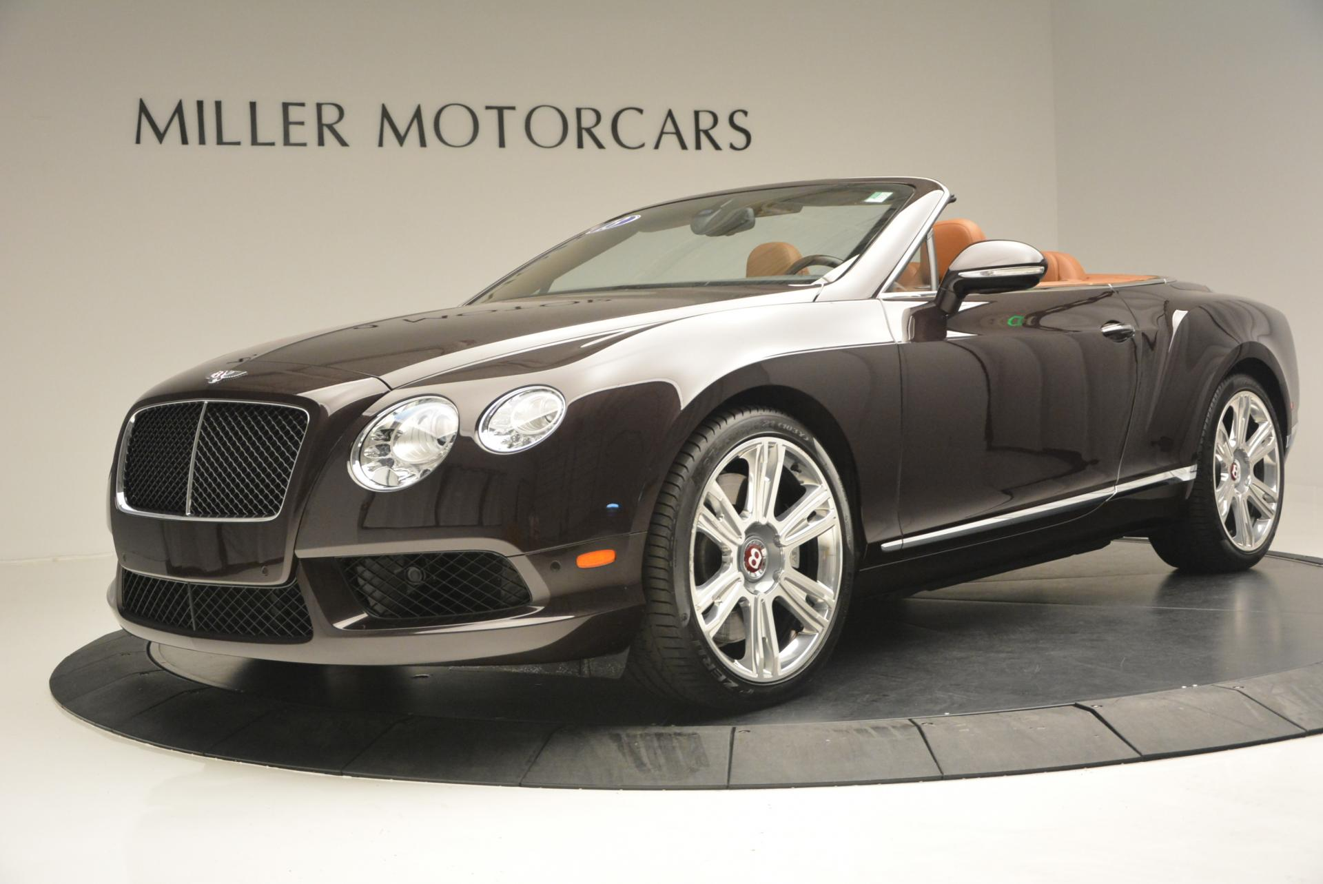 Used 2013 Bentley Continental GTC V8  For Sale In Greenwich, CT 498_p28