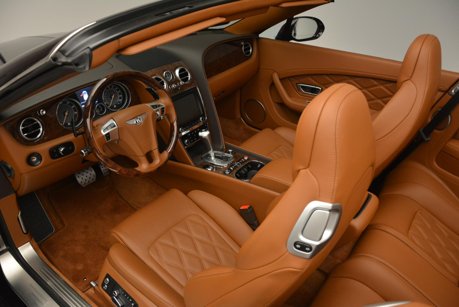 Used 2013 Bentley Continental GTC V8  For Sale In Greenwich, CT 498_p35