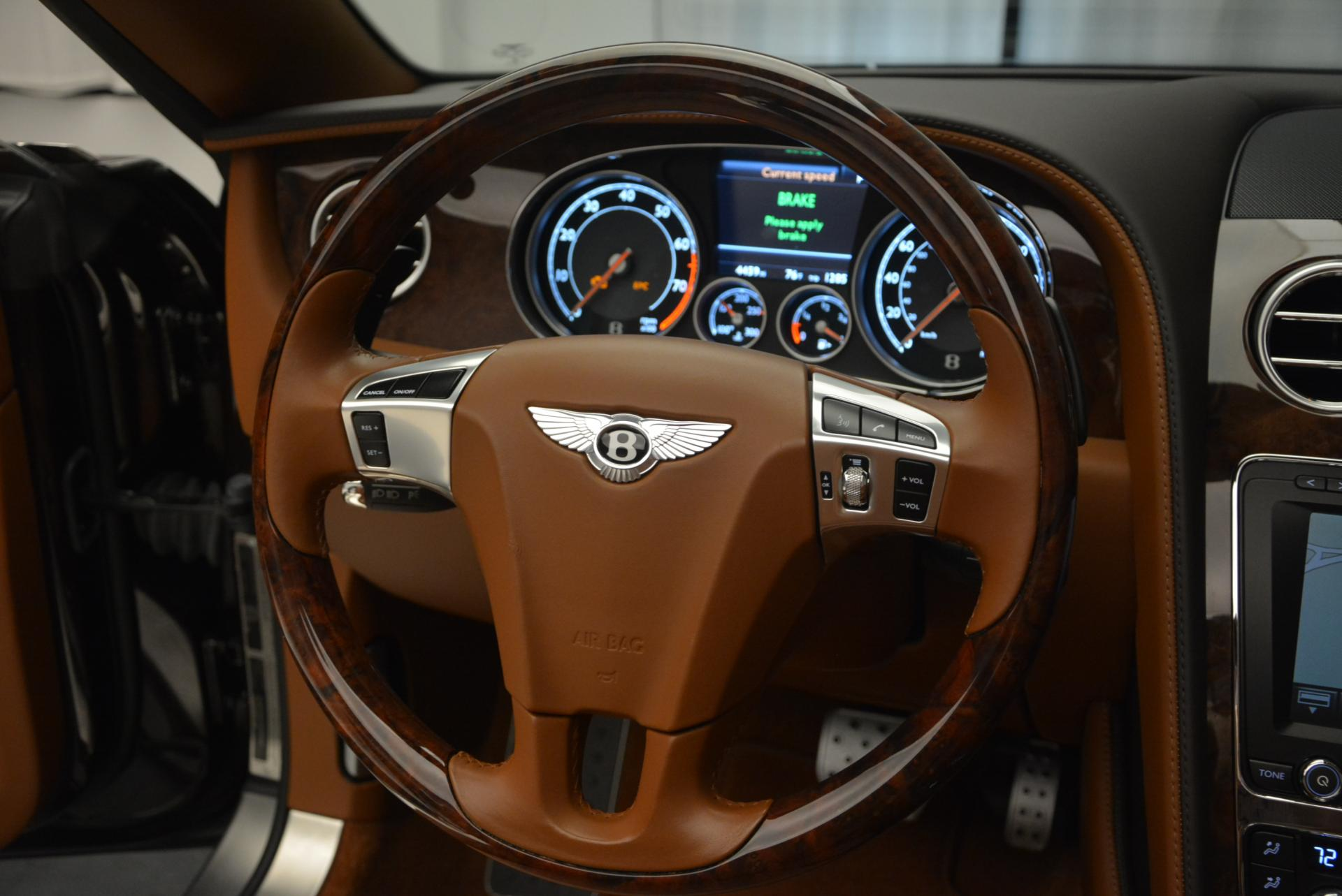 Used 2013 Bentley Continental GTC V8  For Sale In Greenwich, CT 498_p40