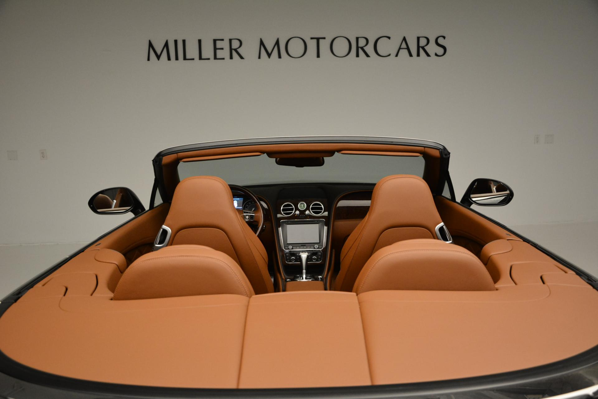 Used 2013 Bentley Continental GTC V8  For Sale In Greenwich, CT 498_p47