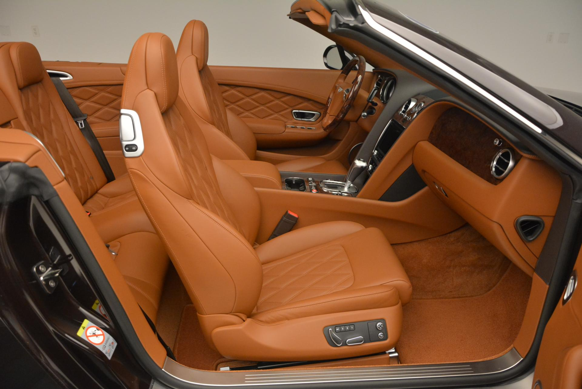 Used 2013 Bentley Continental GTC V8  For Sale In Greenwich, CT 498_p49