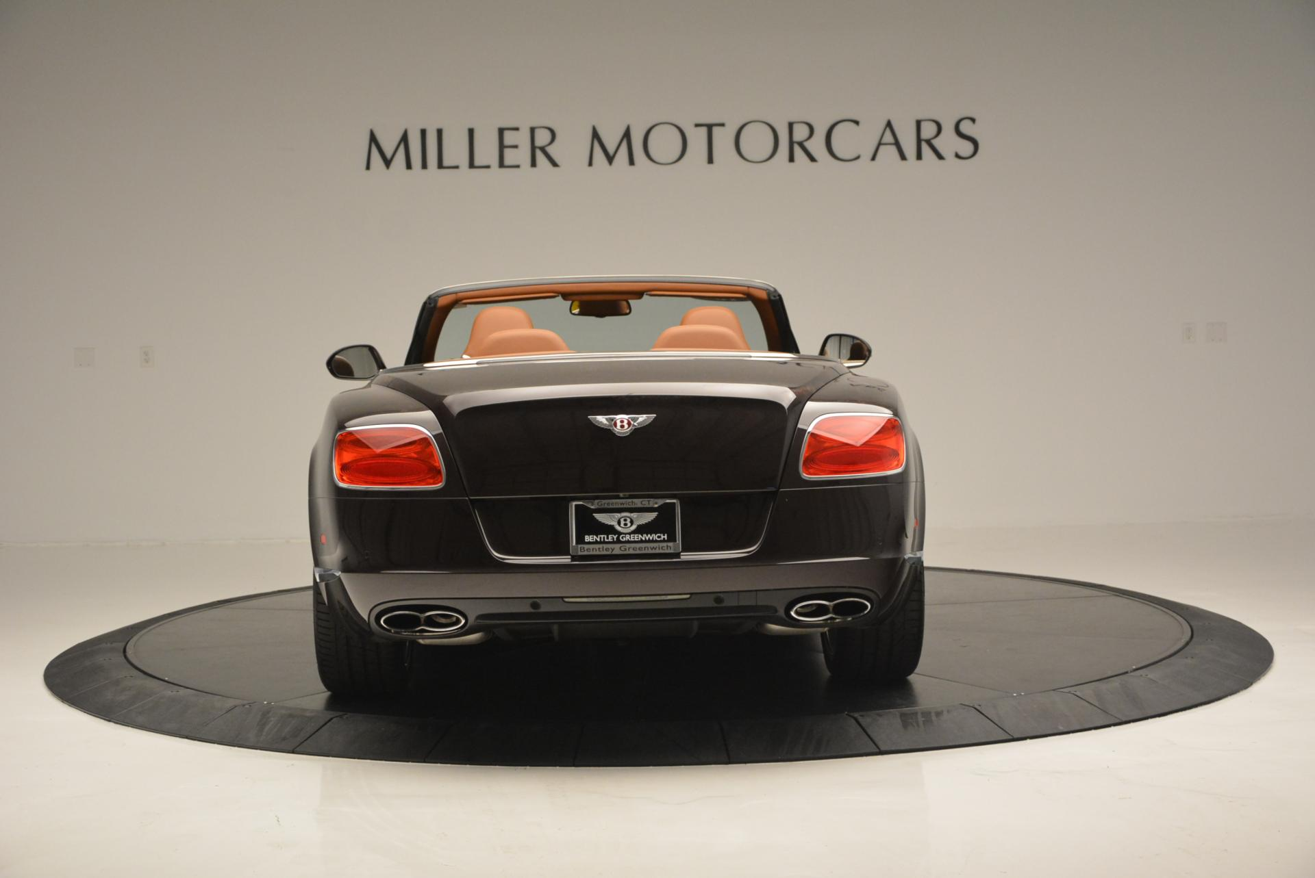 Used 2013 Bentley Continental GTC V8  For Sale In Greenwich, CT 498_p6