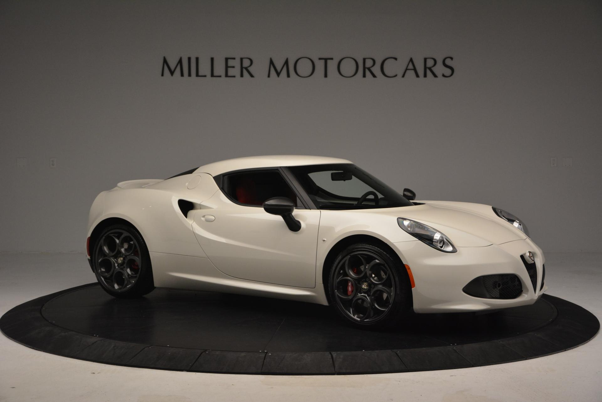 Used 2015 Alfa Romeo 4C  For Sale In Greenwich, CT 5_p10