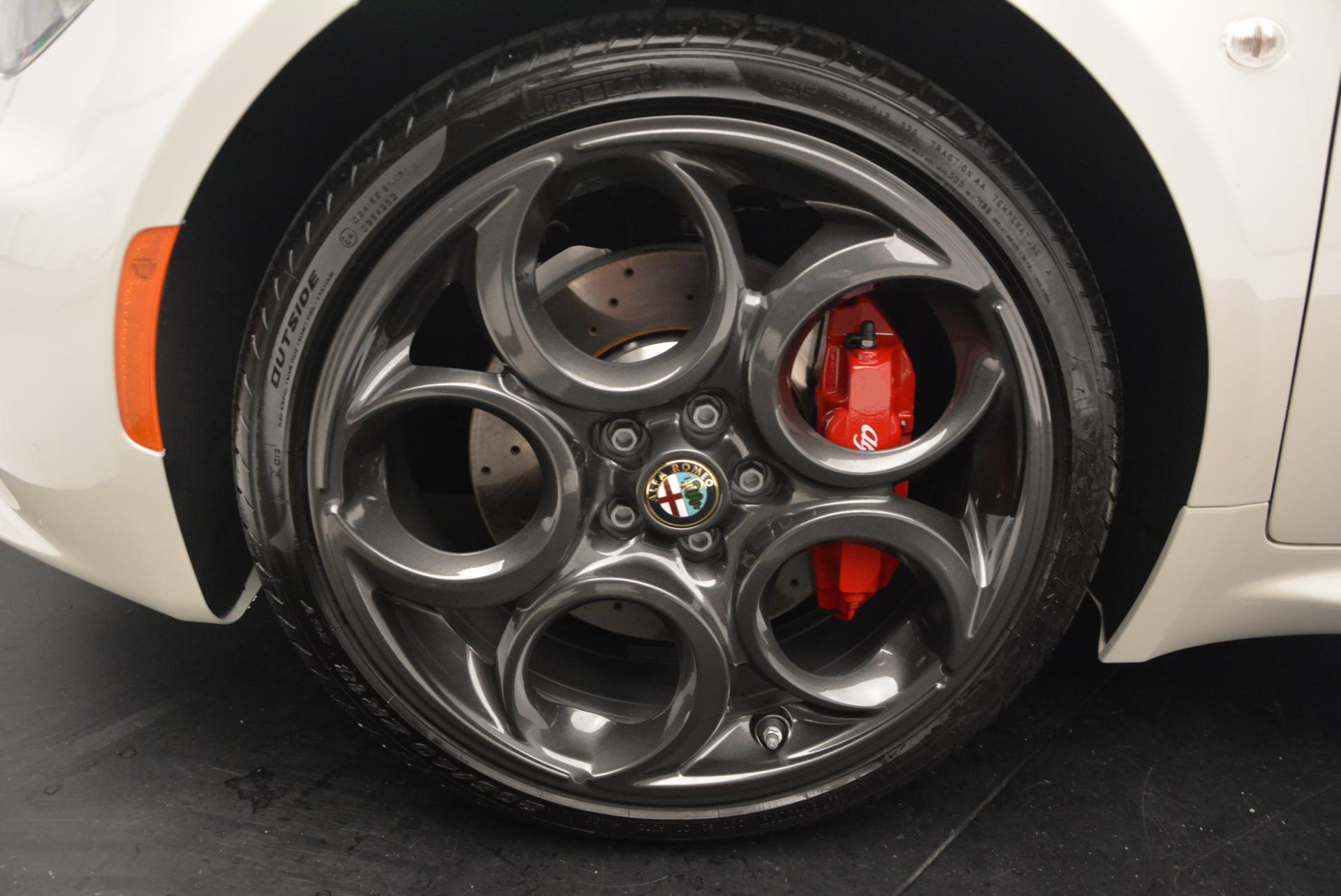 Used 2015 Alfa Romeo 4C  For Sale In Greenwich, CT 5_p13