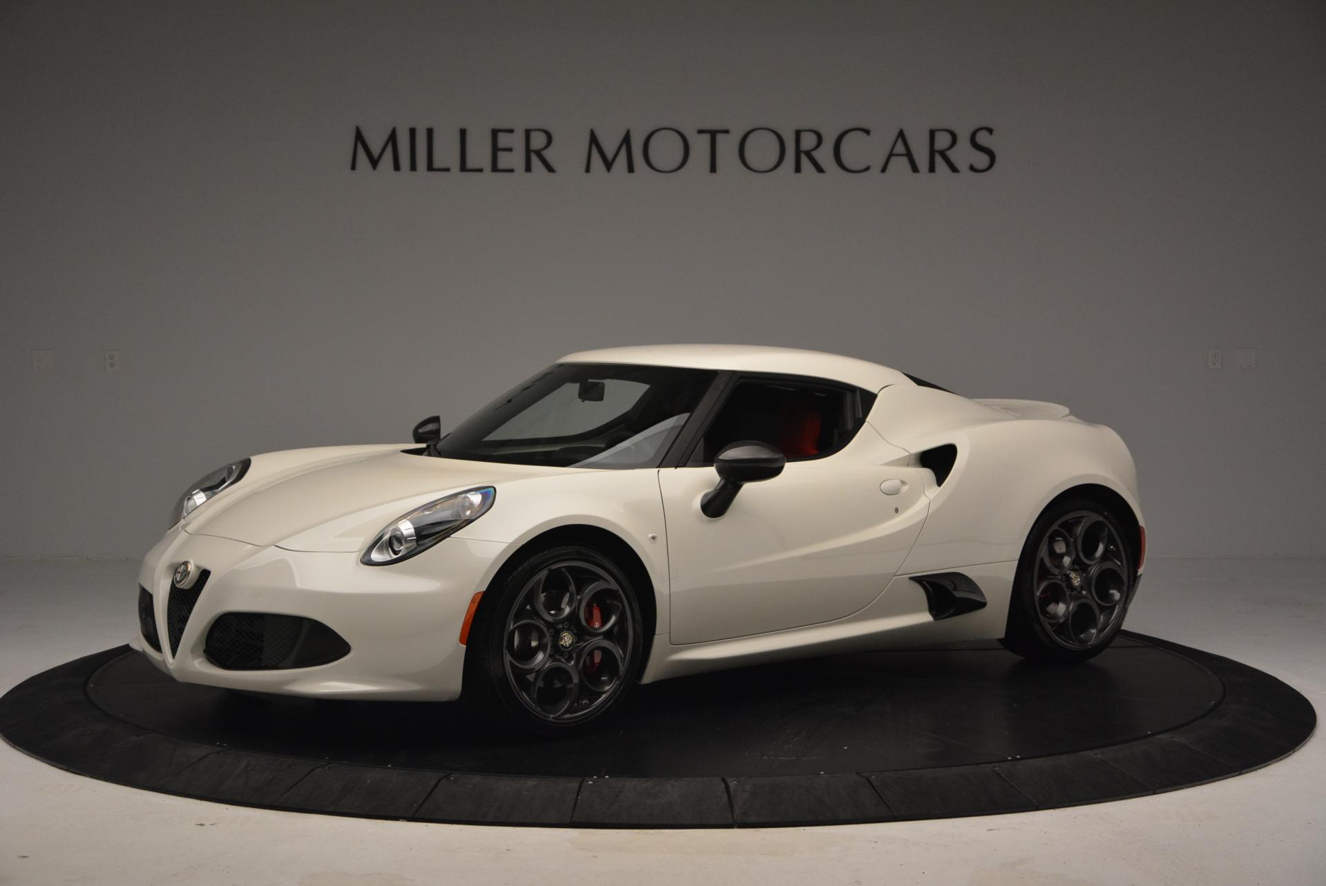 Used 2015 Alfa Romeo 4C  For Sale In Greenwich, CT 5_p2